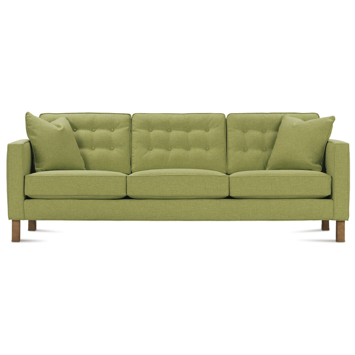 Rowe furniture abbott sofa reviews wayfair for Divan furniture