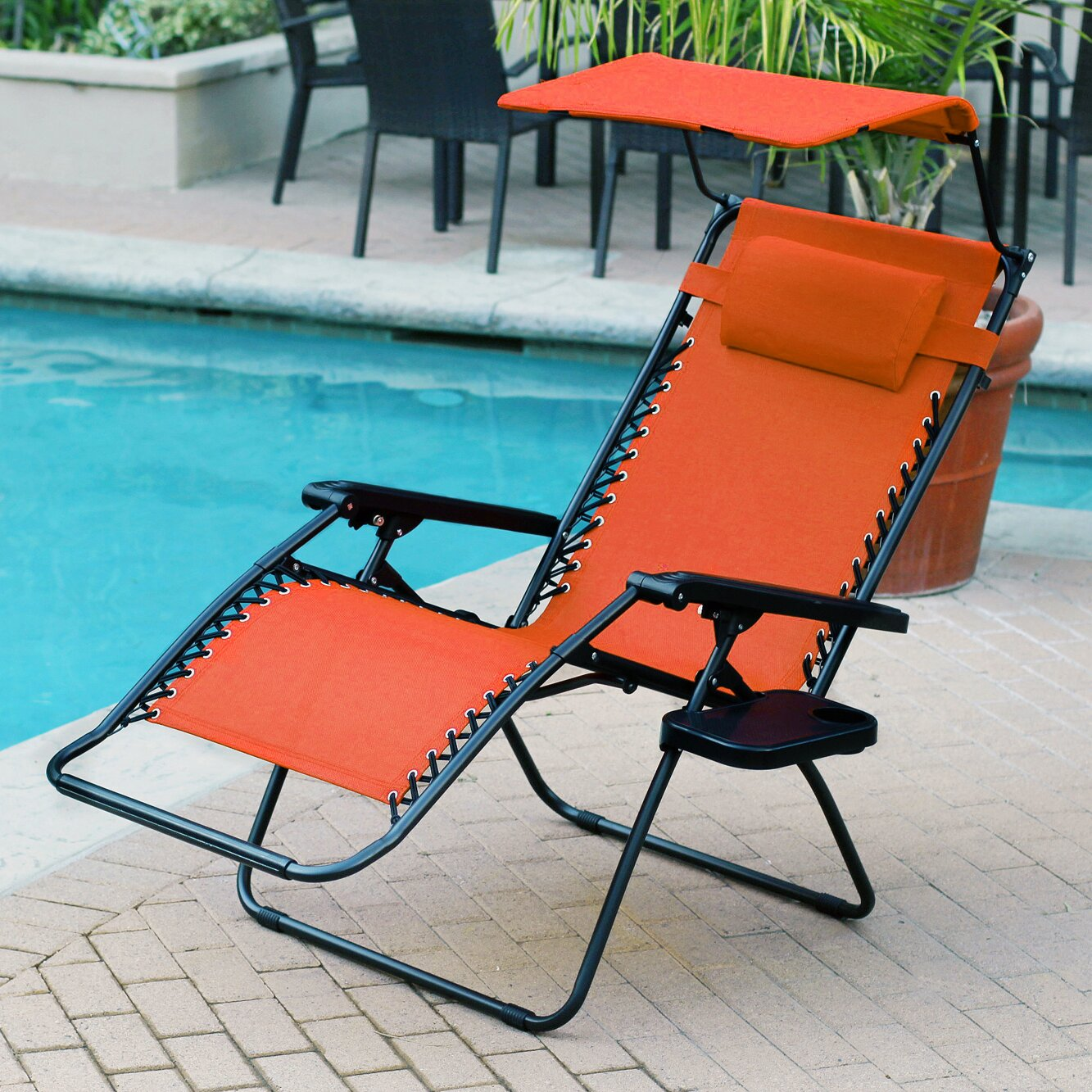 Jeco Inc Oversized Zero Gravity Chair & Reviews