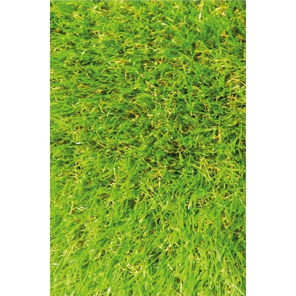 Ottomanson Garden Grass Green Indoor Outdoor Area Rug