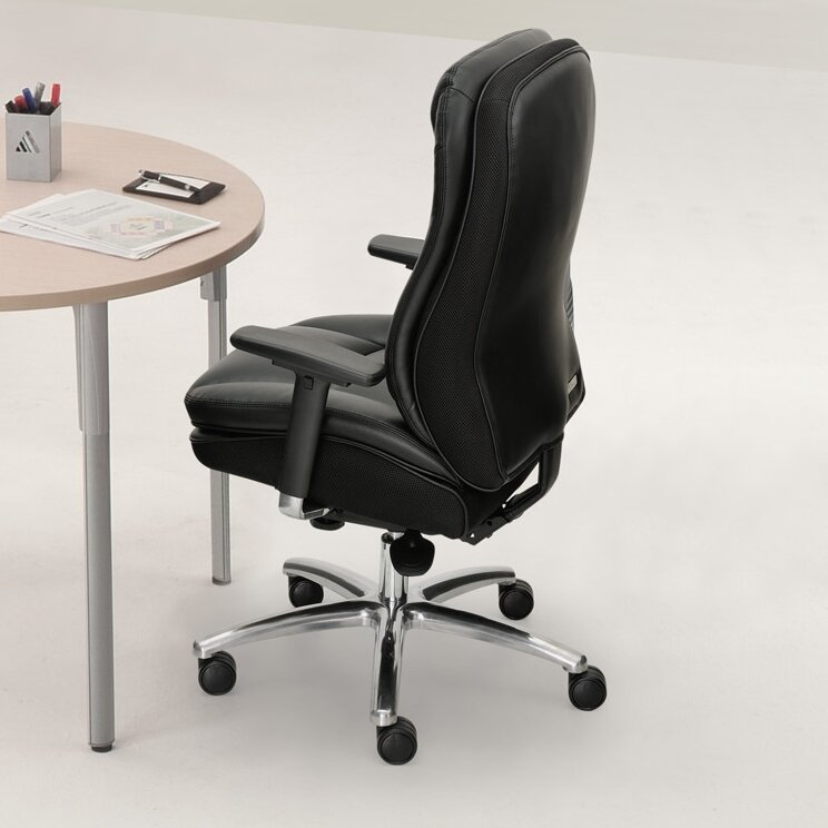 Serta At Home Series High Back Executive Chair Reviews Wayfair Supply