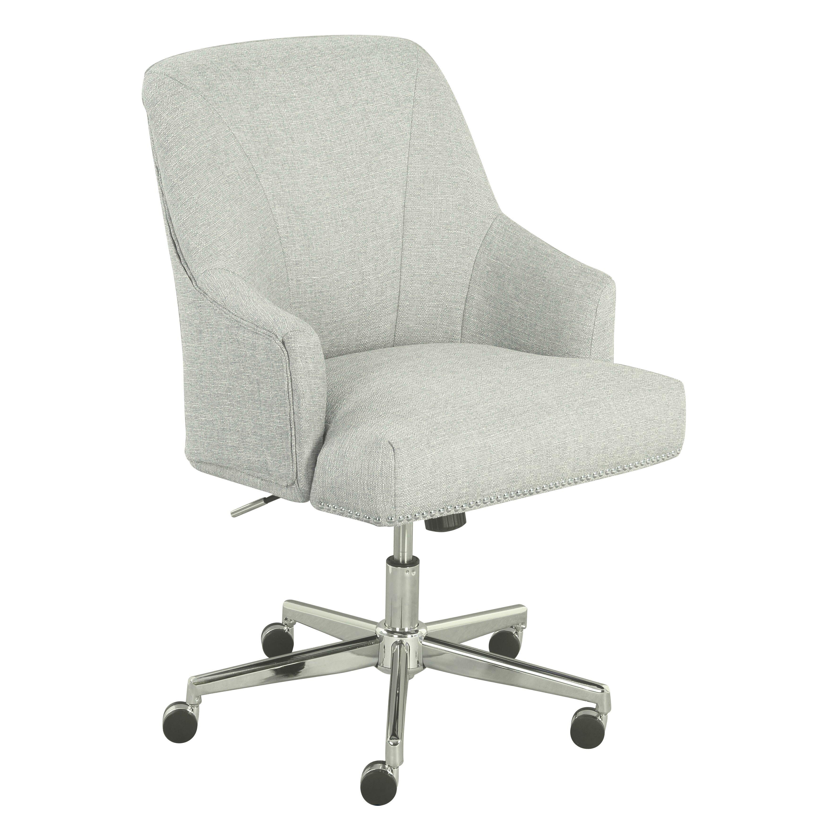 Serta At Home Serta Leighton Mid Back Desk Chair Amp Reviews