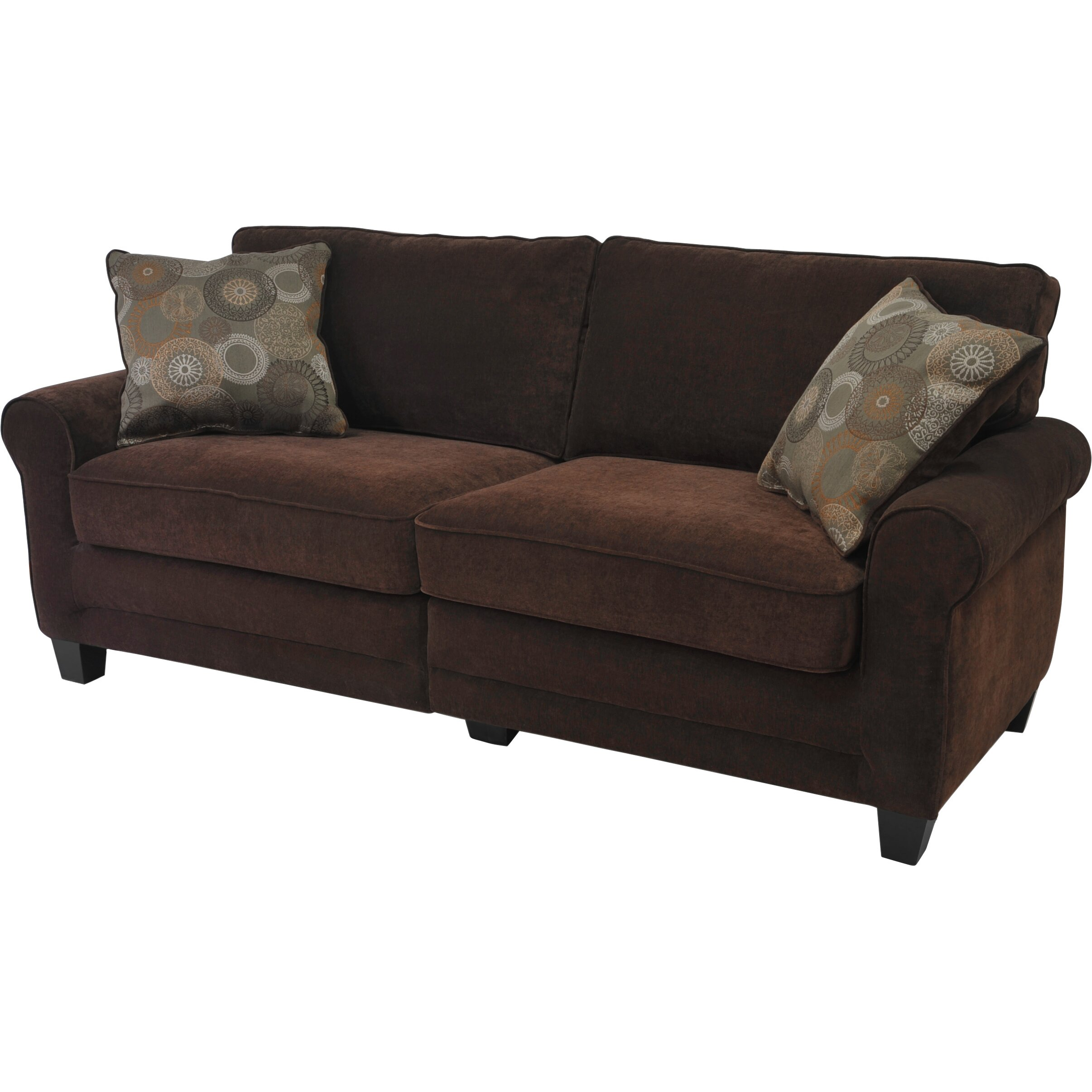 Serta At Home Serta Rta Copenhagen 78 Sofa Reviews Wayfair