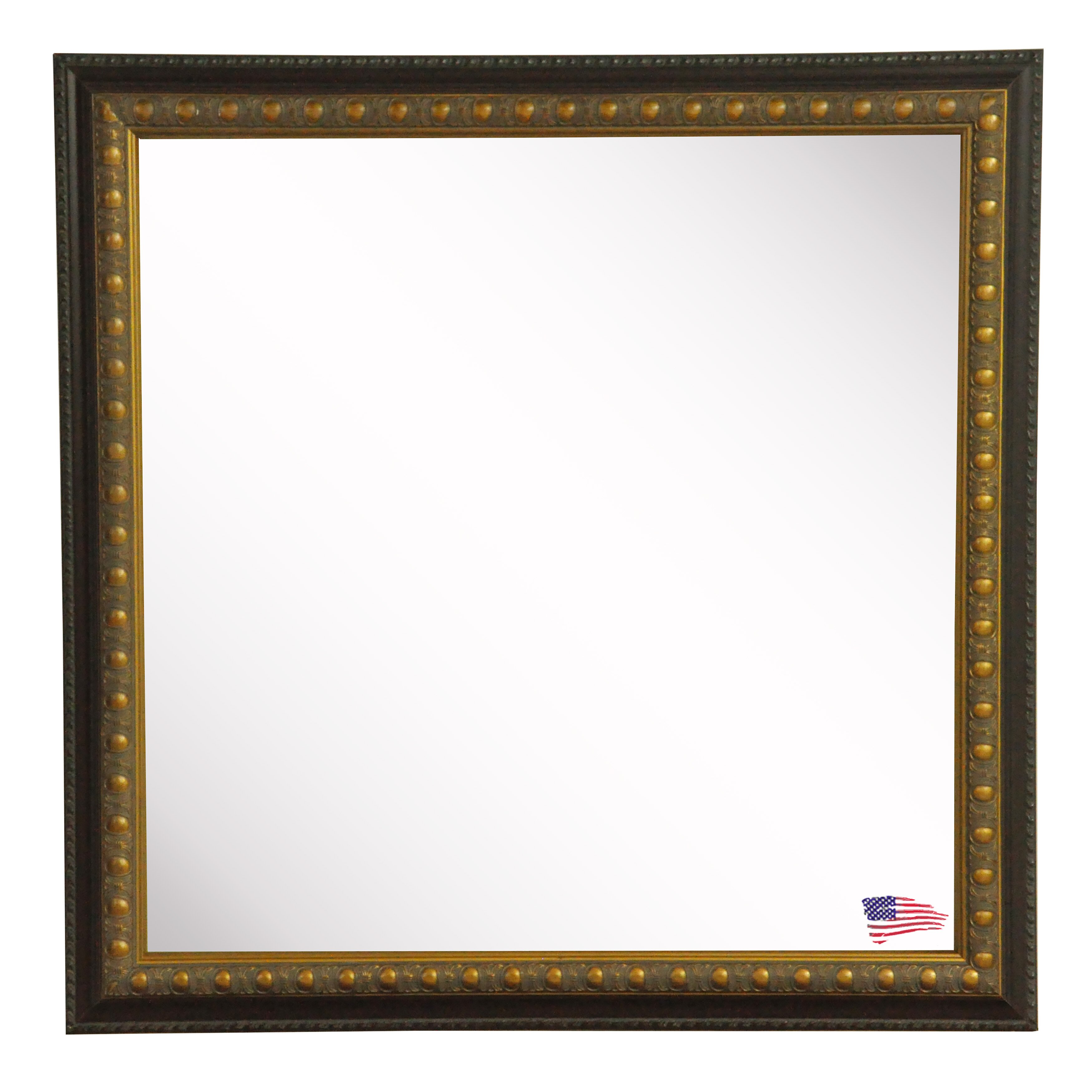 Rayne mirrors ava traditional cameo wall mirror reviews for Traditional mirror