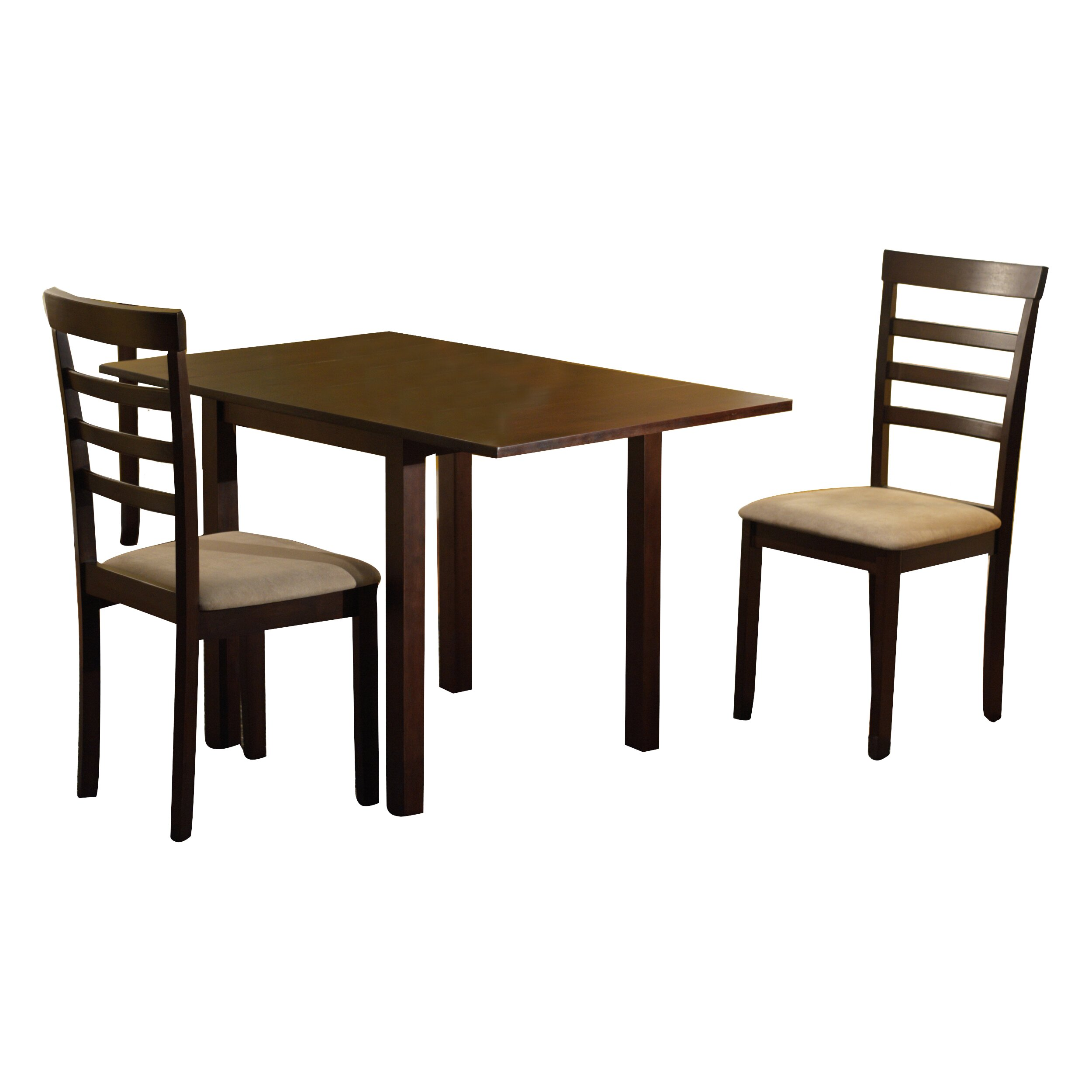 Tms Madison 3 Piece Dining Set Reviews Wayfair
