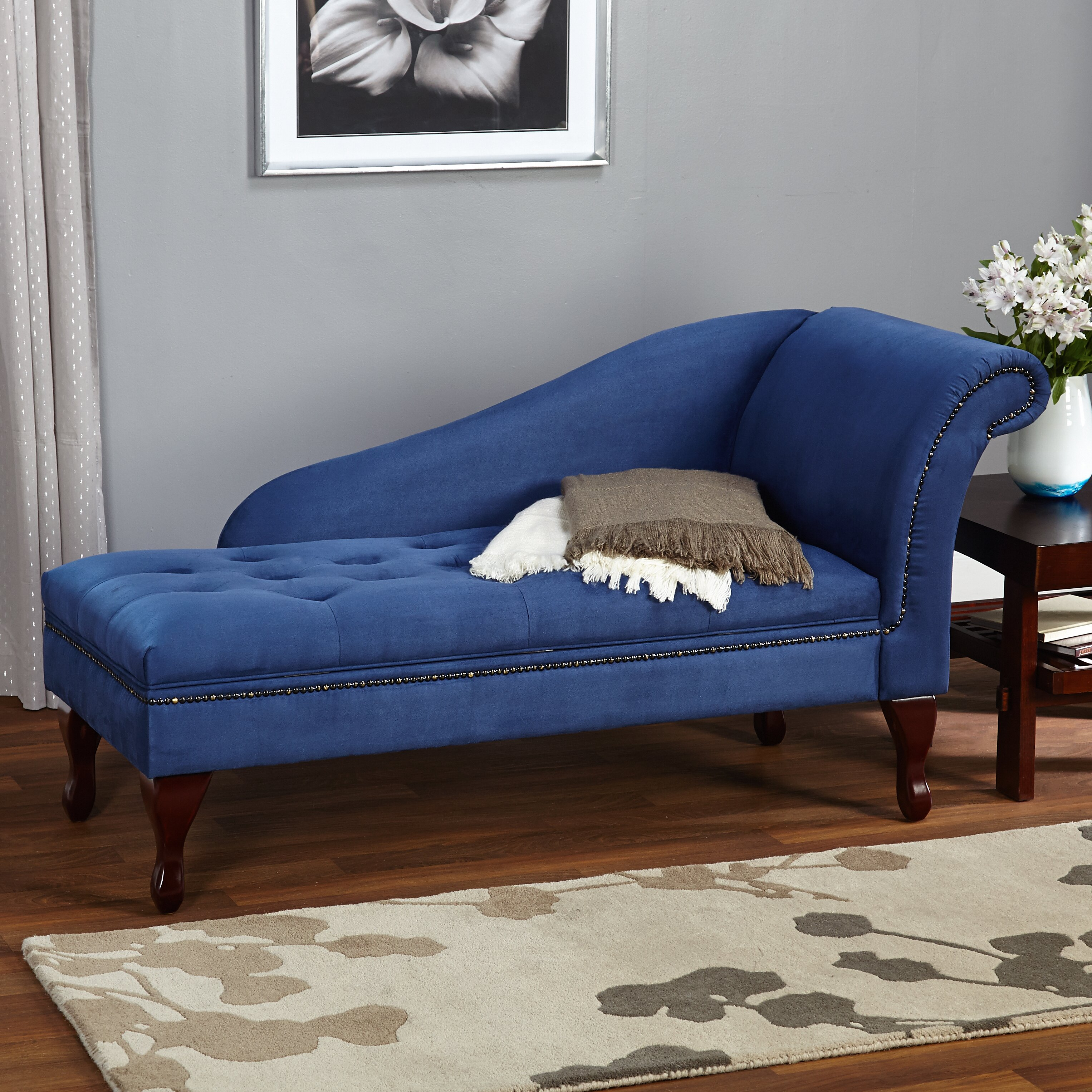 TMS Storage Chaise Lounge & Reviews