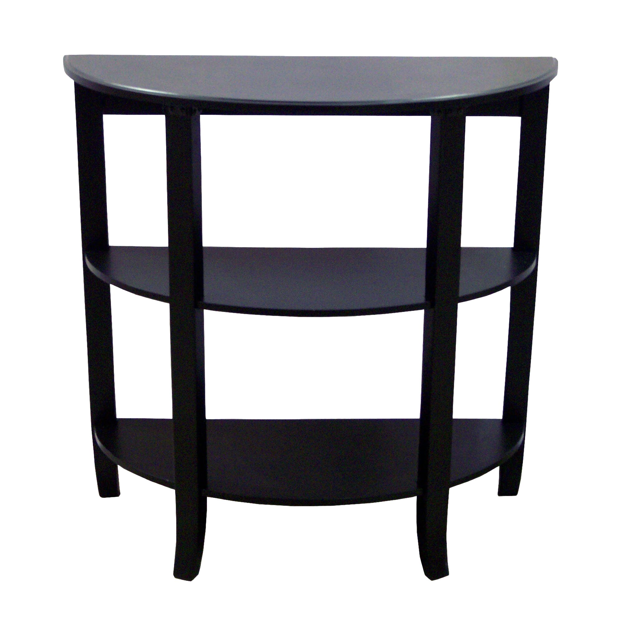tms london hall console table reviews wayfair. Black Bedroom Furniture Sets. Home Design Ideas