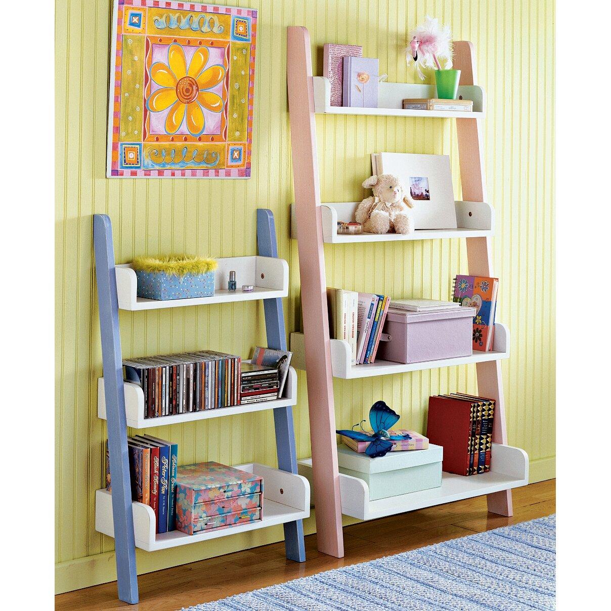 "Child Bookcase: TMS Kids 55"" Bookcase & Reviews"