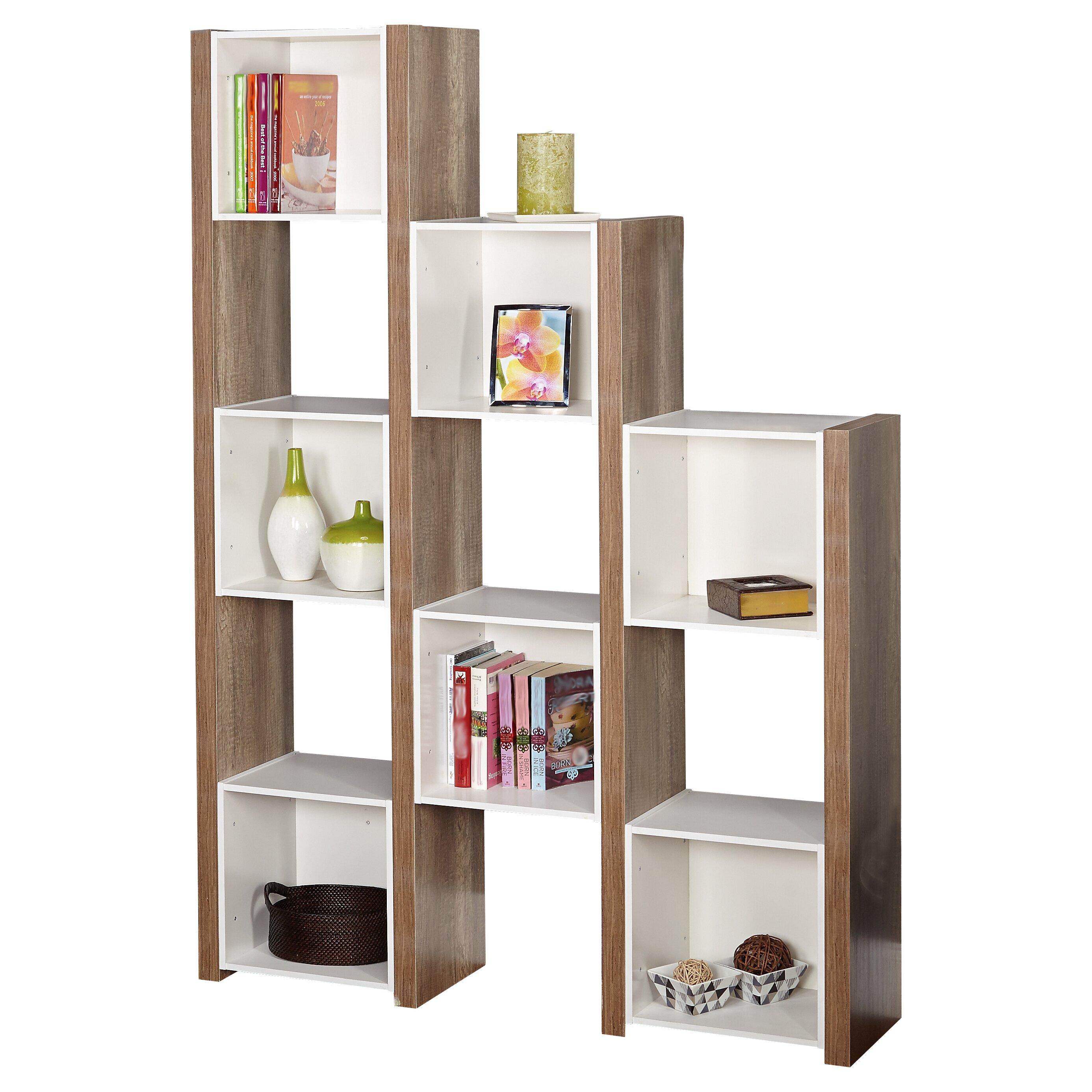 """TMS Urban 71"""" Cube Unit Bookcase & Reviews"""