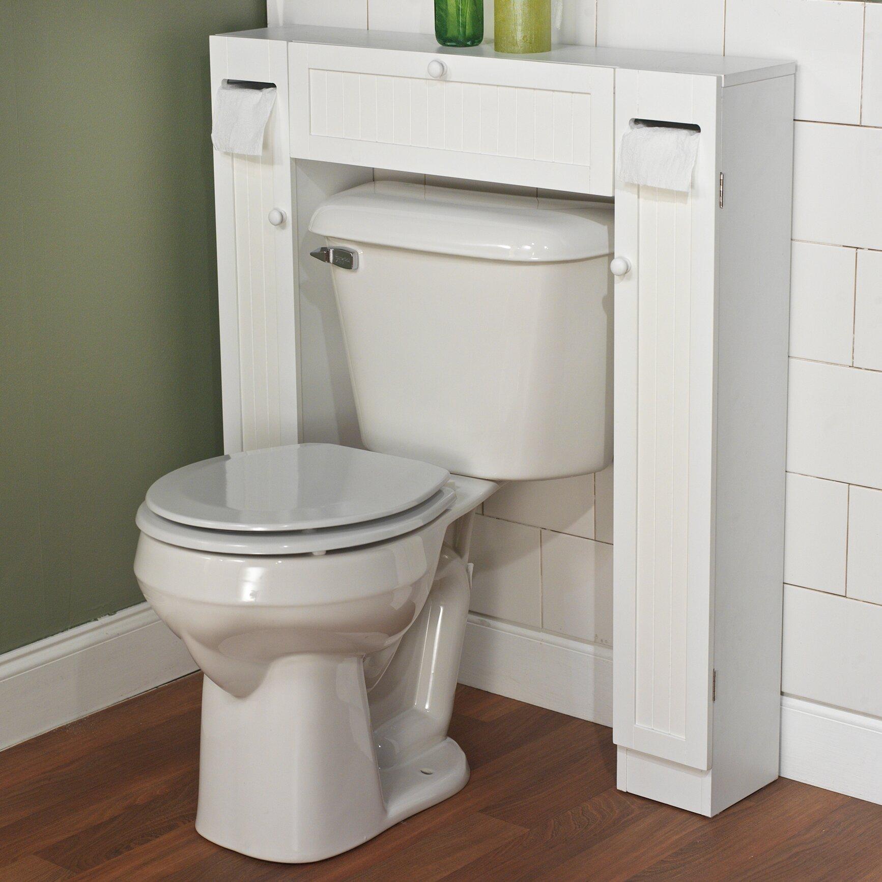 Bathroom Storage Cabi Over The Toilet E Saver