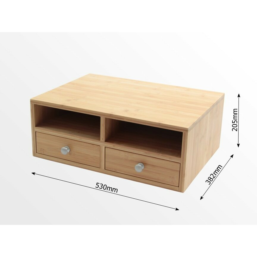woodquail printer stand with drawers wayfair uk. Black Bedroom Furniture Sets. Home Design Ideas