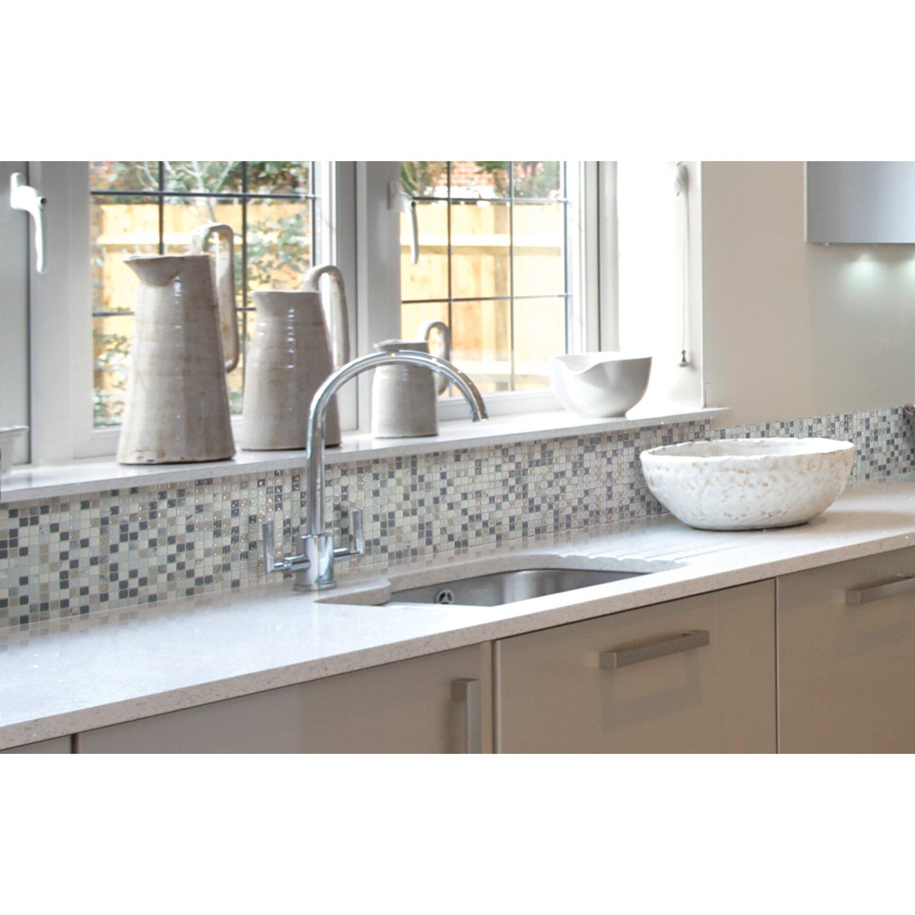 Smart tiles mosaik minimo noche x peel for Mosaic bathroom bin