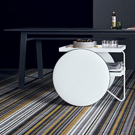 casamania chariot table wayfair. Black Bedroom Furniture Sets. Home Design Ideas