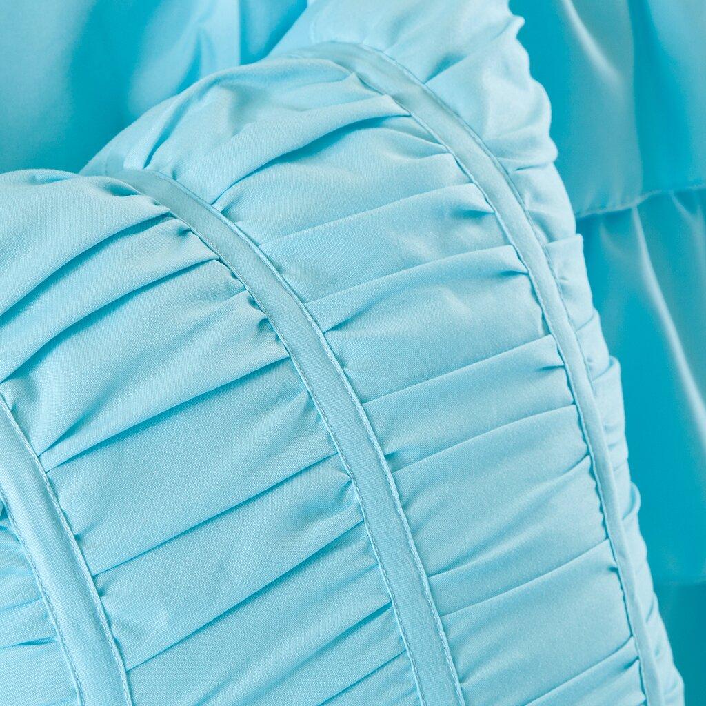 Intelligent design waterfall comforter set reviews wayfair for Waterfall set design