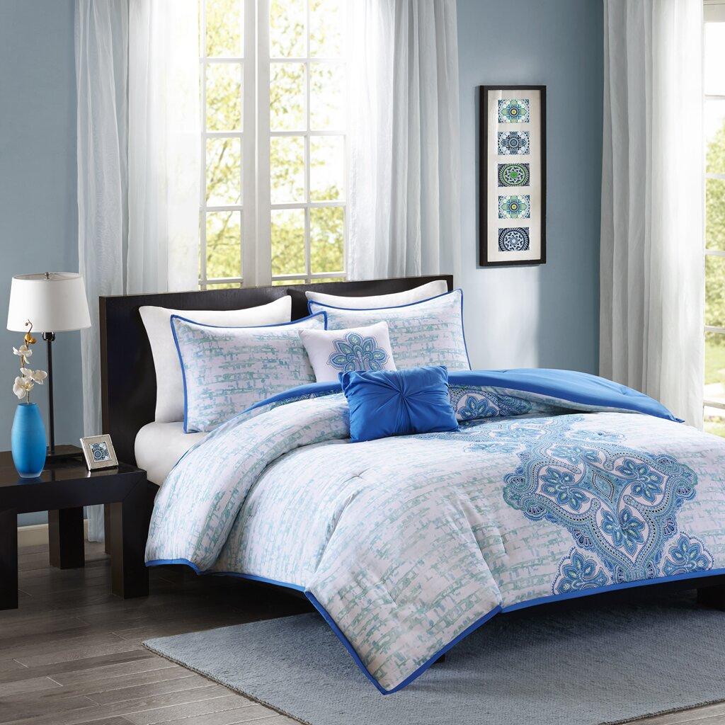 Intelligent Design Avani Comforter Set Amp Reviews Wayfair Ca