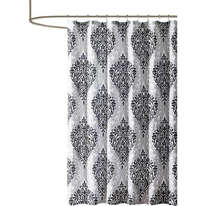 Intelligent design sydney shower curtain reviews wayfair - Intelligent shower ...