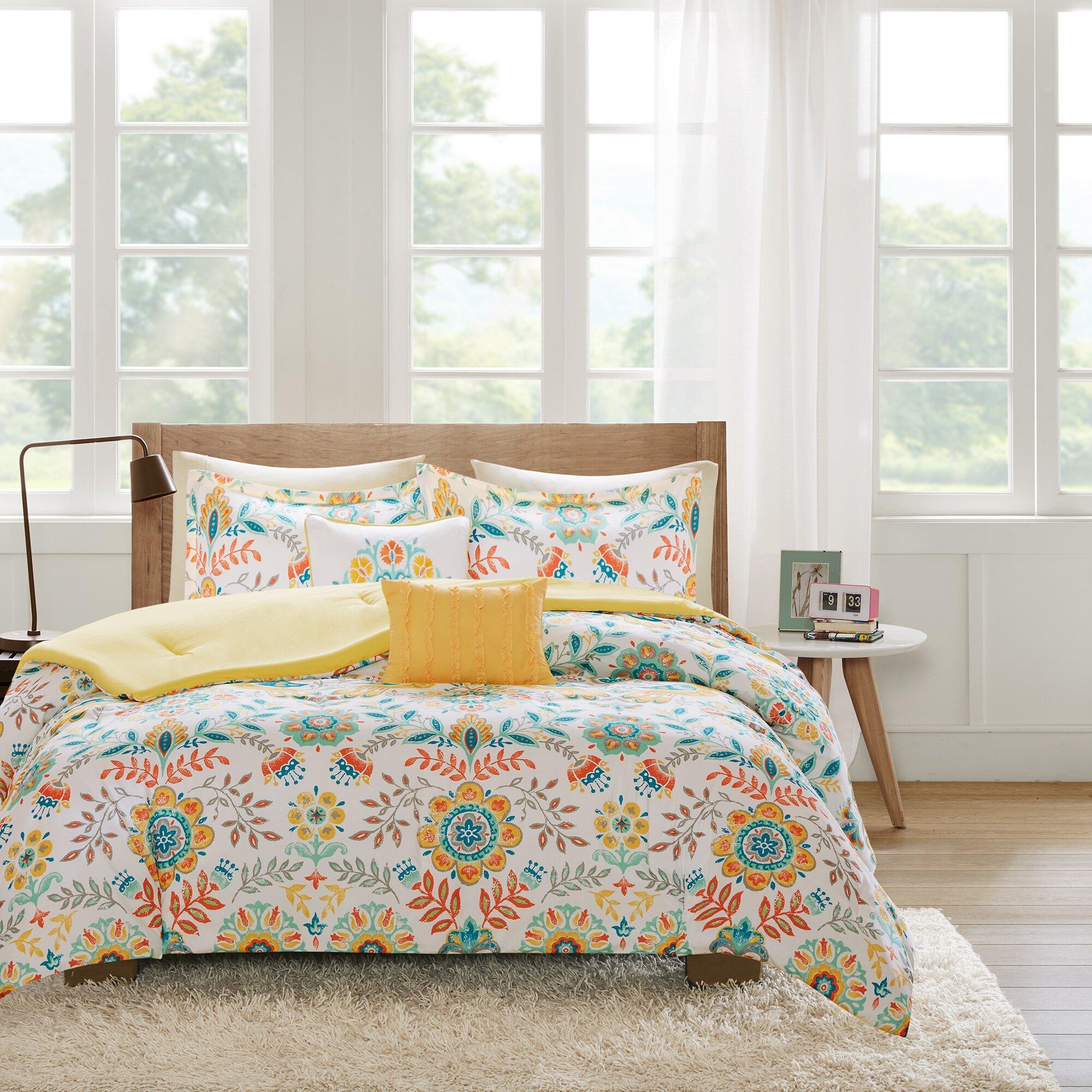 Intelligent Design Nina Comforter Set Amp Reviews Wayfair