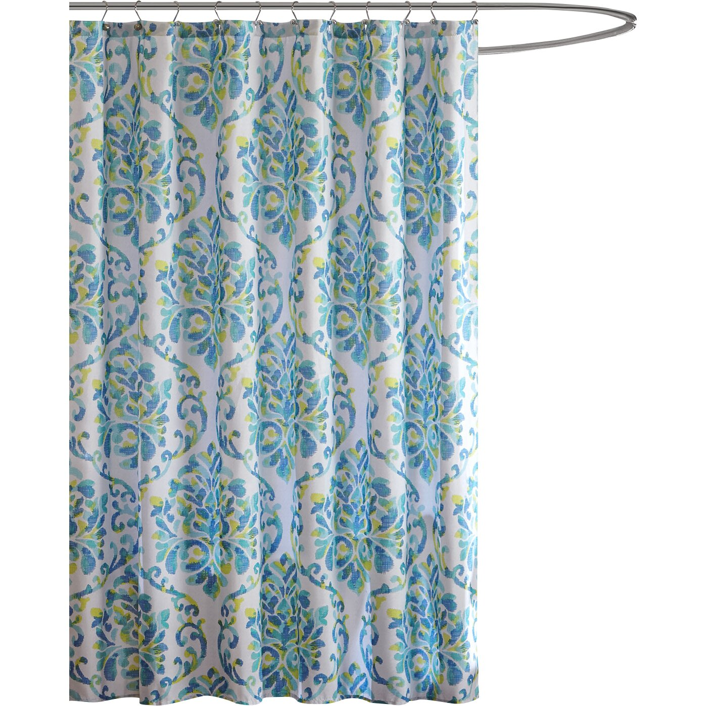 Intelligent Design Ari Shower Curtain Reviews Wayfair