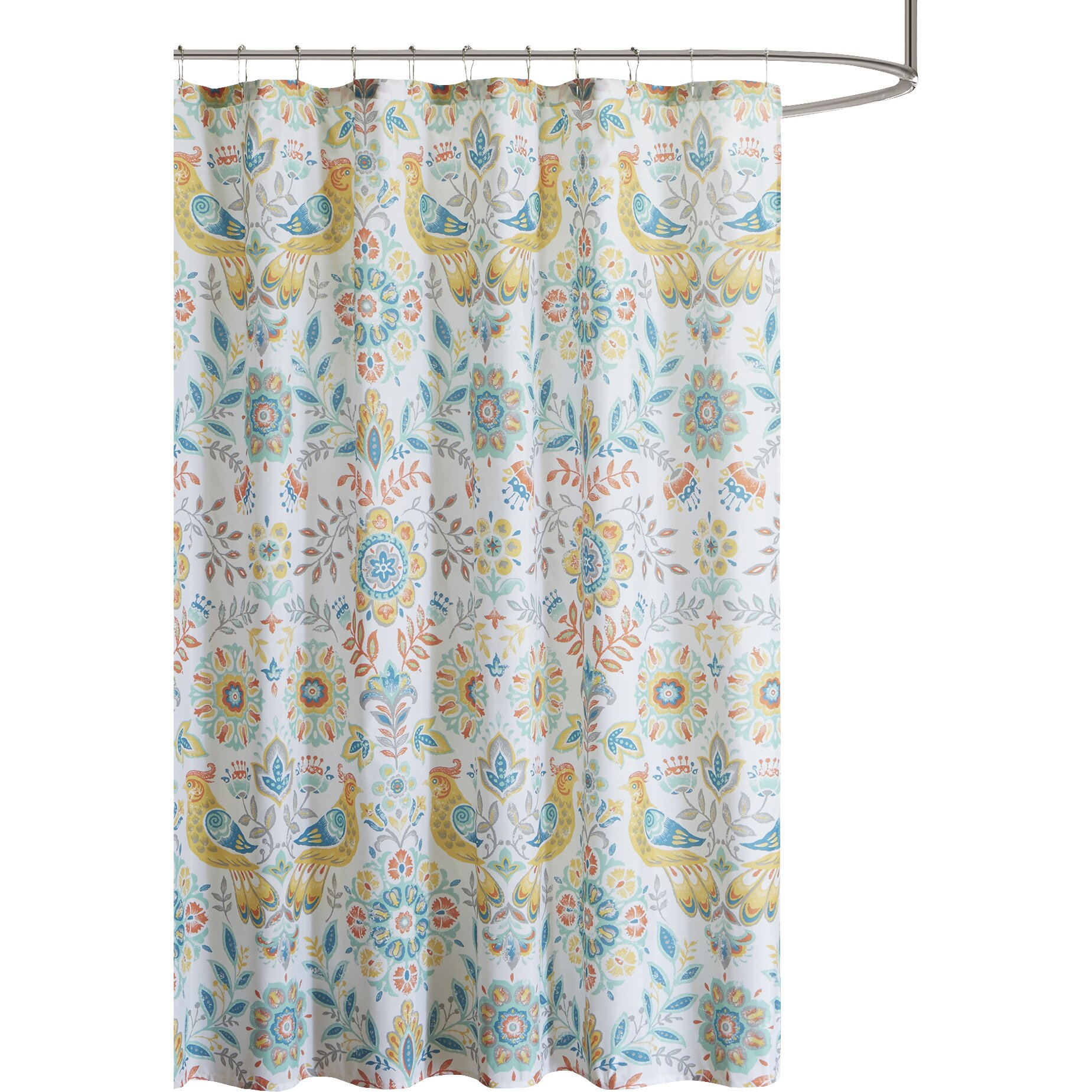 Shower Curtain Print 28 Images Curtains Ideas 187
