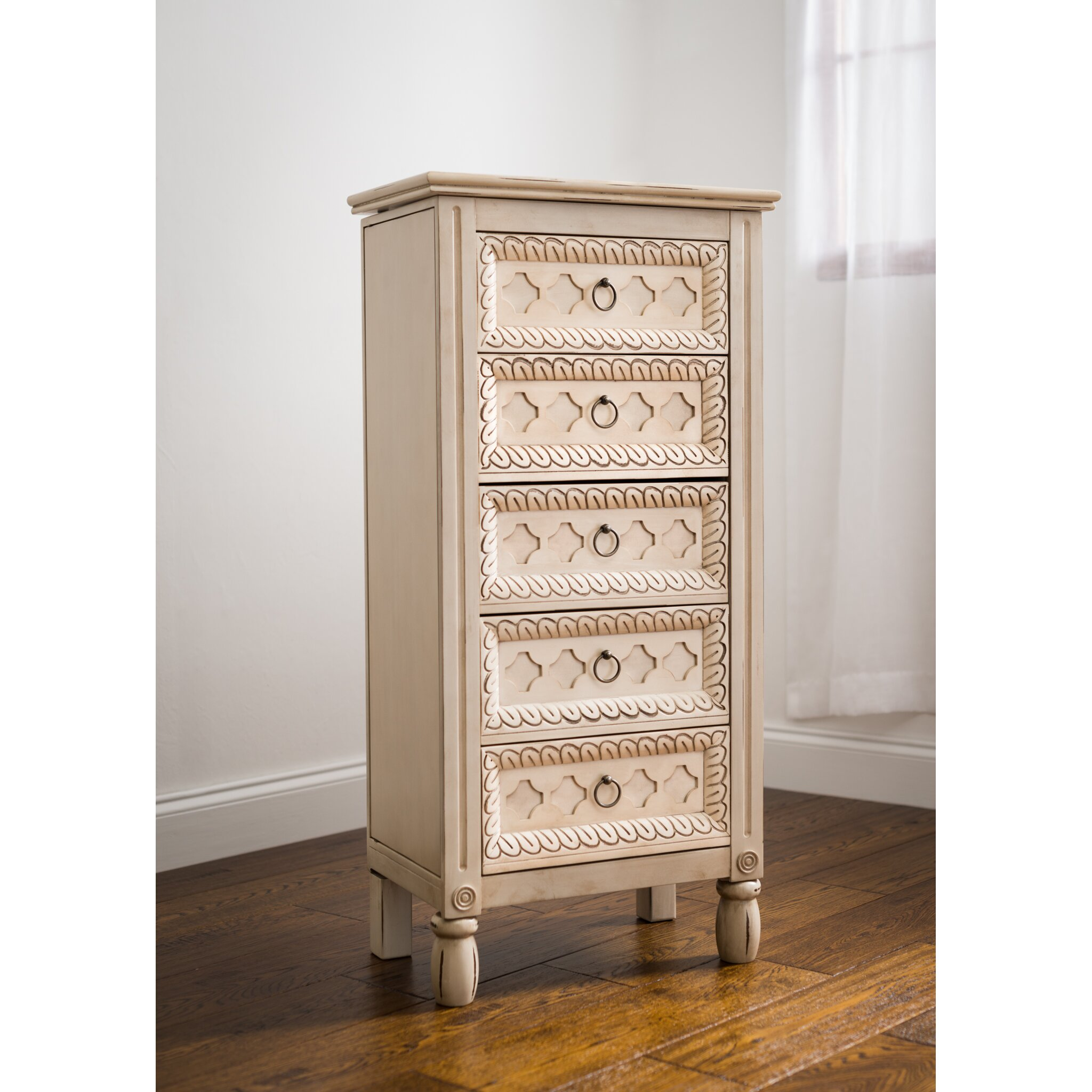 hives honey abby jewelry armoire reviews wayfair