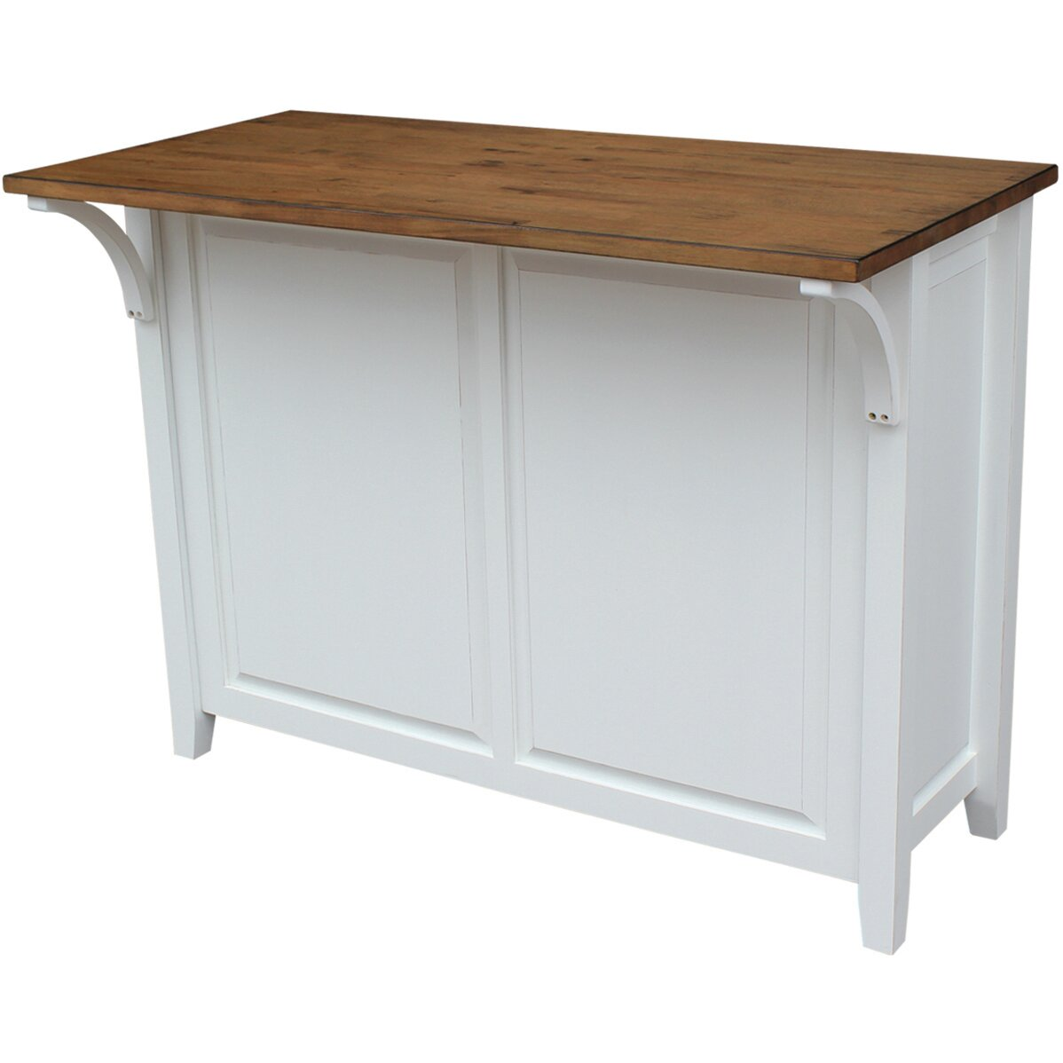 Kitchen Island Furniture: Just Cabinets Belmont Kitchen Island
