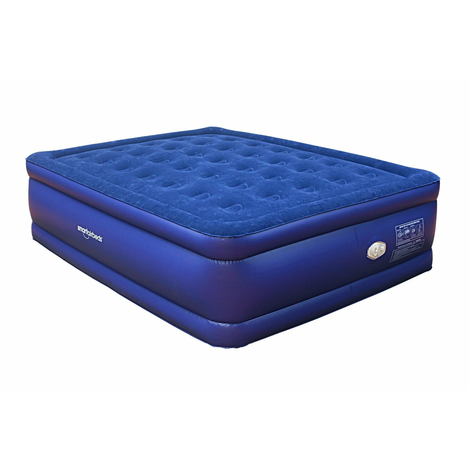 Smart Air Beds 21 Quot Air Mattress Amp Reviews Wayfair