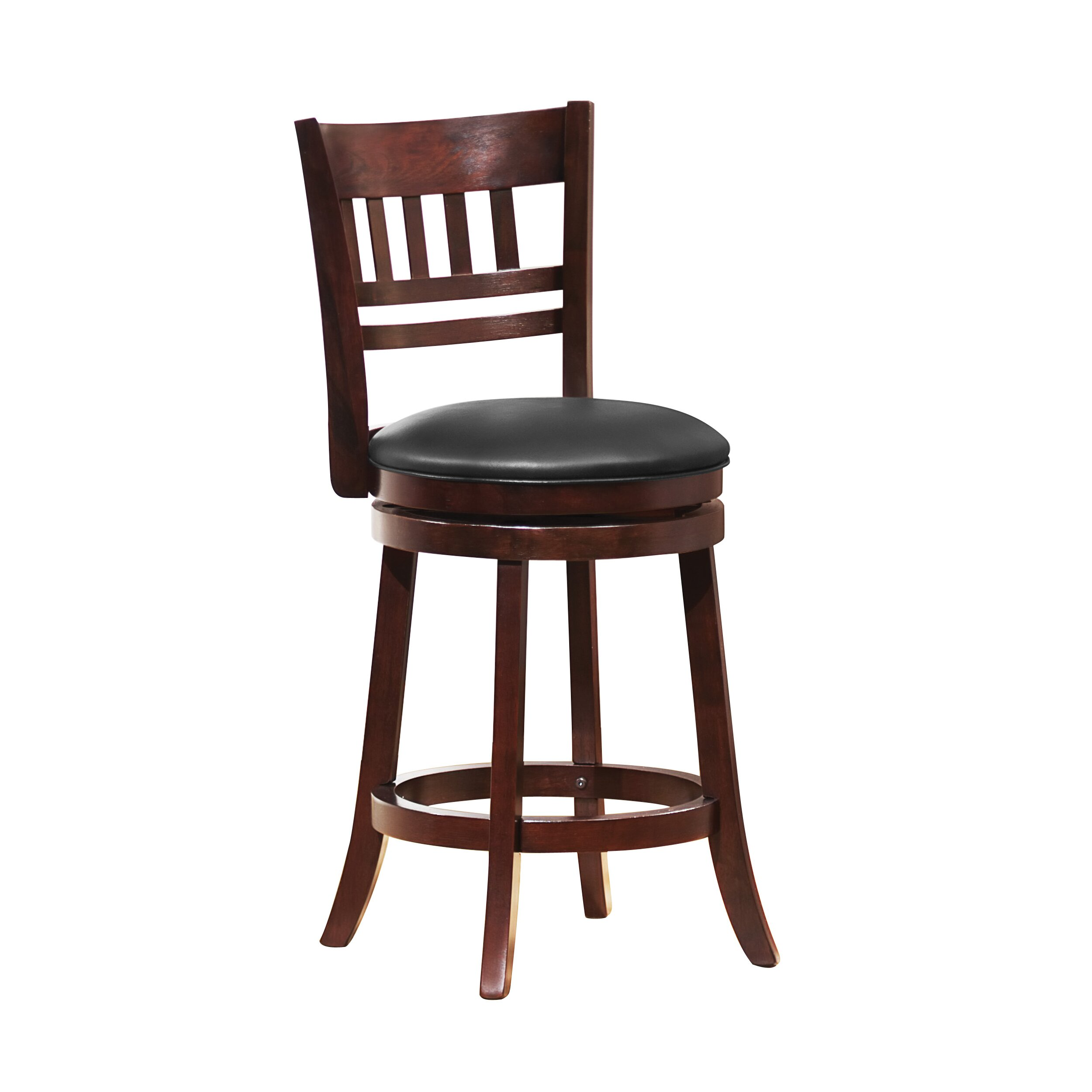 Woodbridge Home Designs Furniture Review Woodhaven Hill 24 Quot Swivel Bar Stool Amp Reviews Wayfair