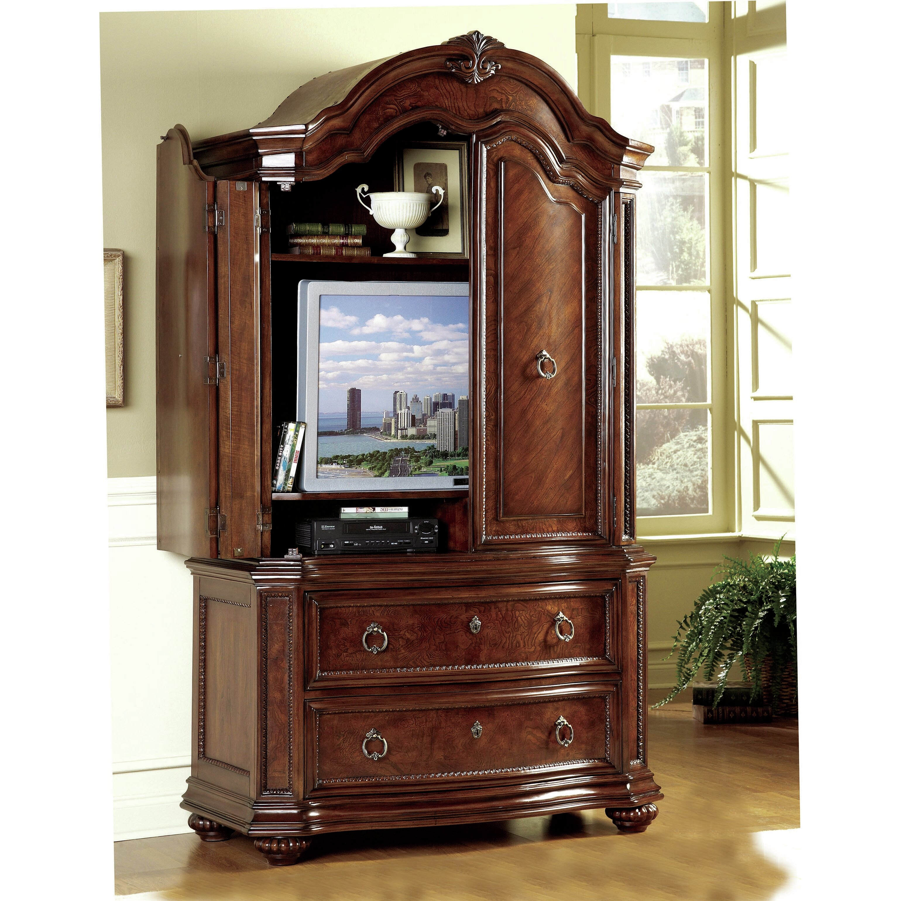 Woodhaven Hill 1390 Series Four Poster Customizable
