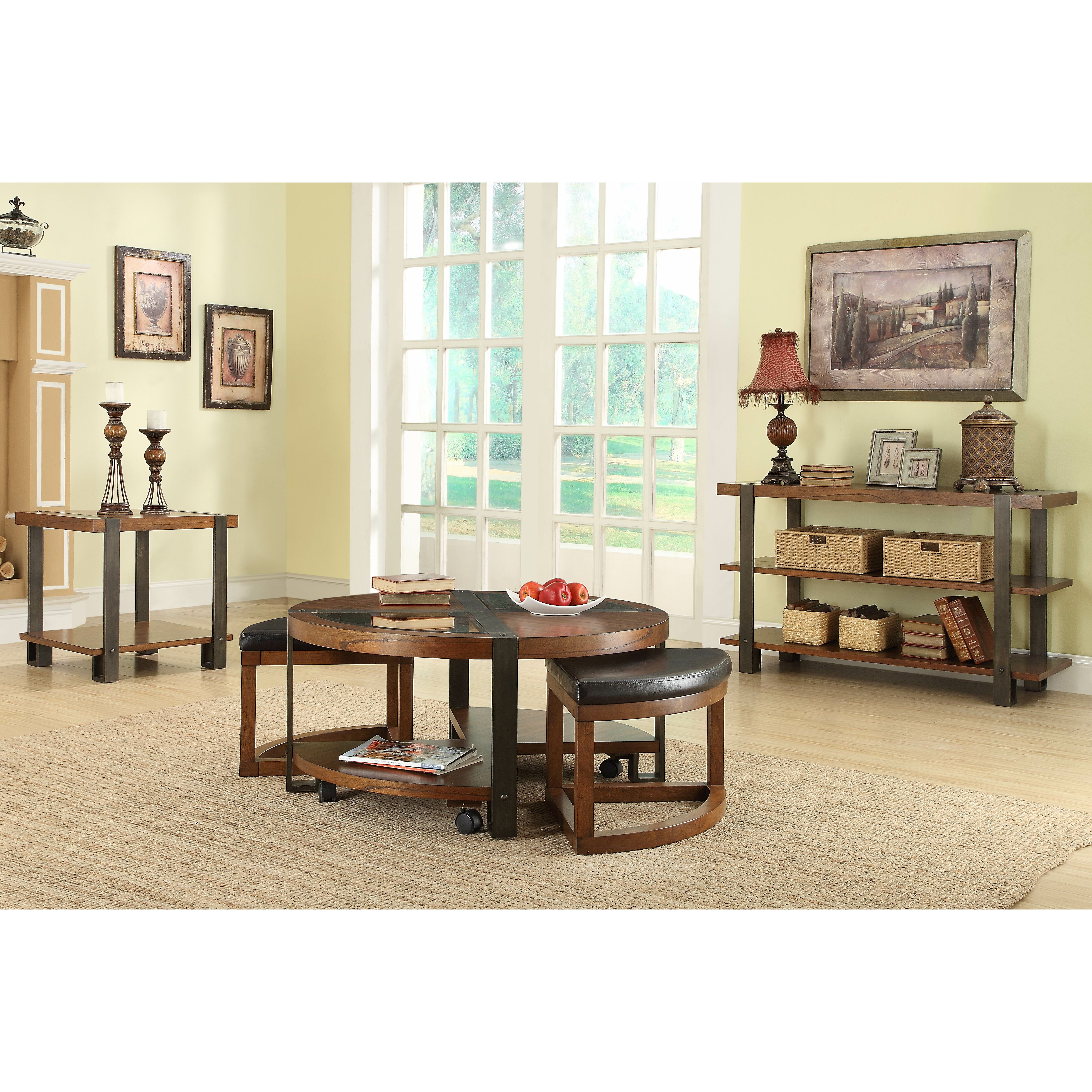 woodhaven hill northwood coffee table reviews wayfair. Black Bedroom Furniture Sets. Home Design Ideas