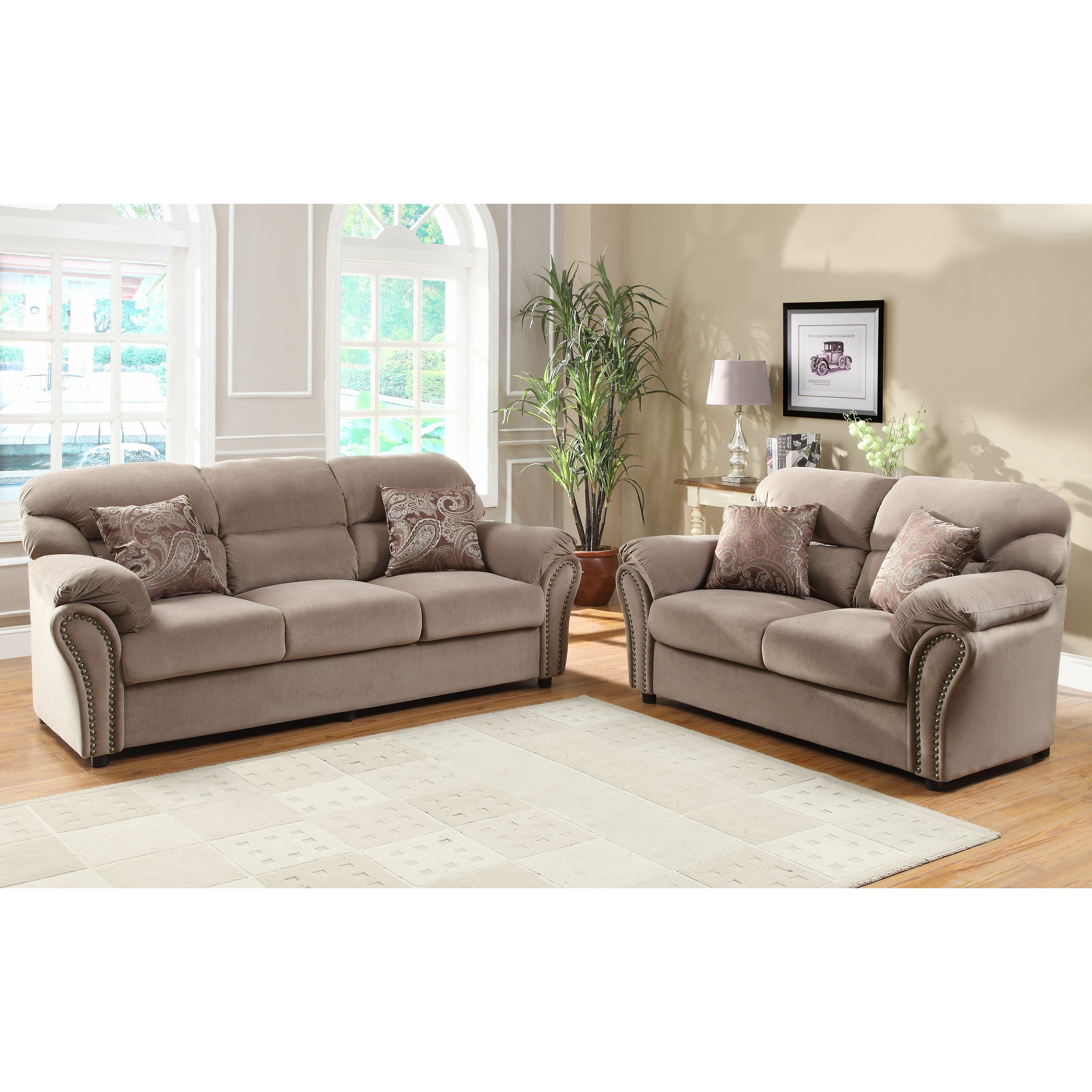 Woodhaven Hill Valentina Loveseat & Reviews