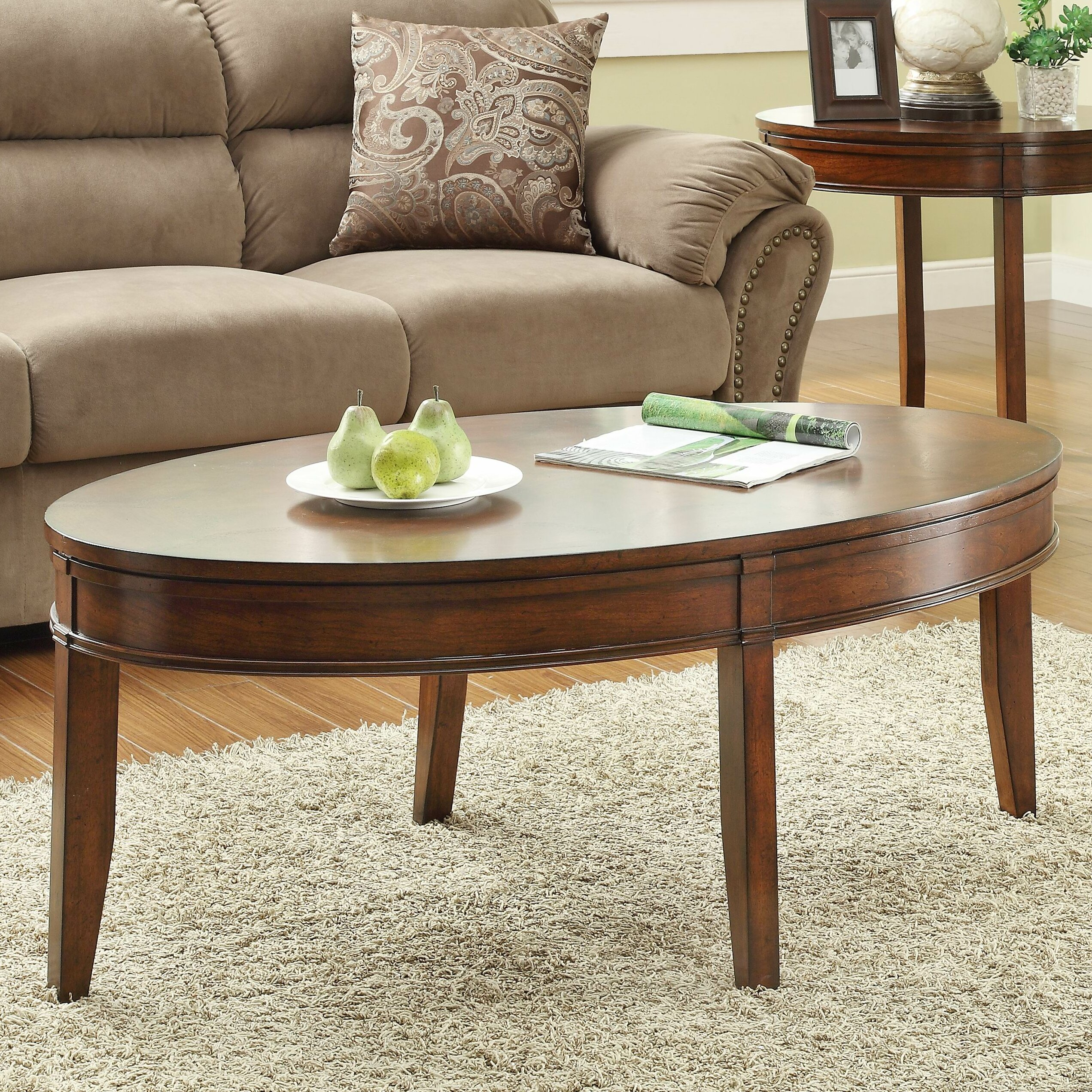 Woodhaven Hill Parrish Coffee Table & Reviews