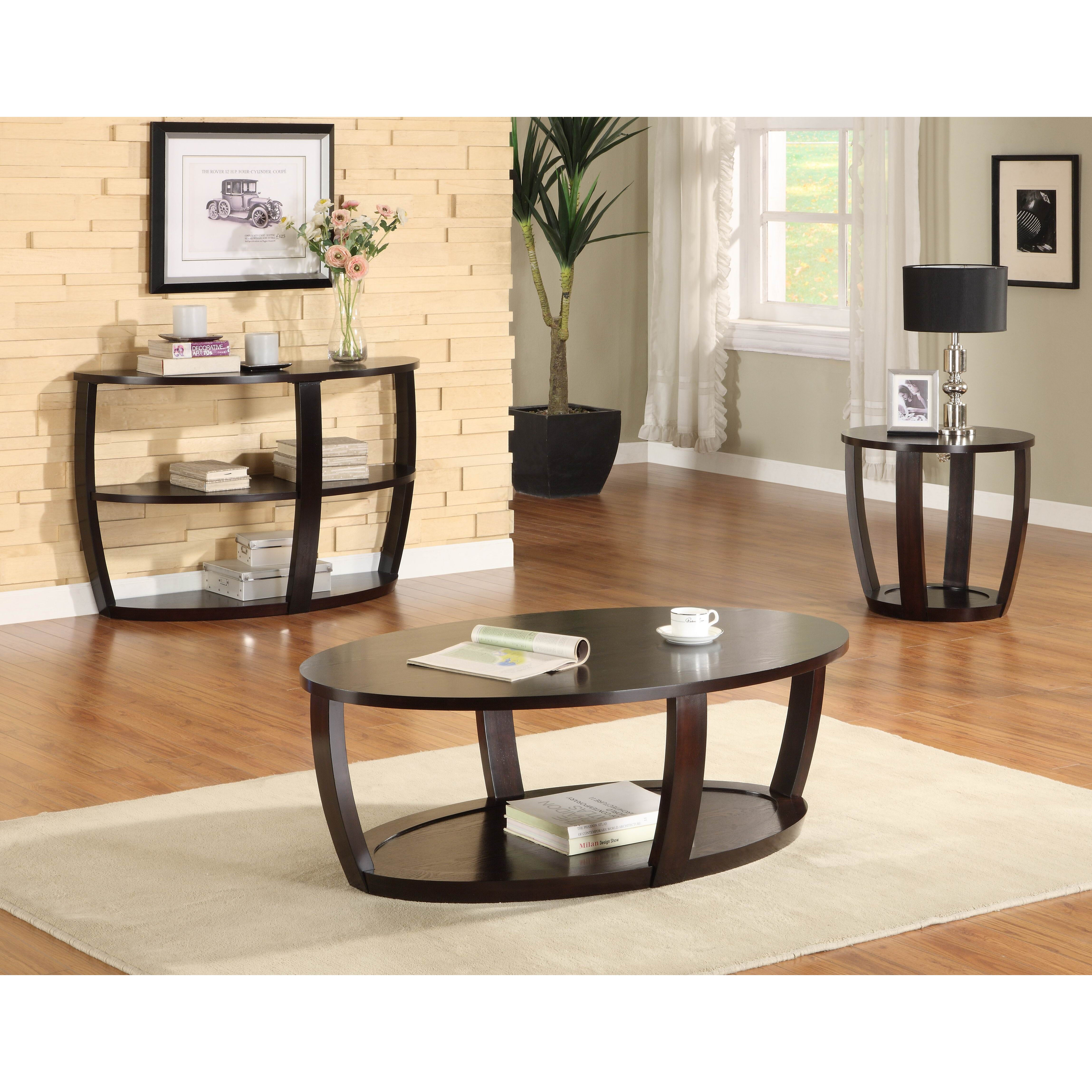 Woodhaven Hill Patterson Coffee Table & Reviews