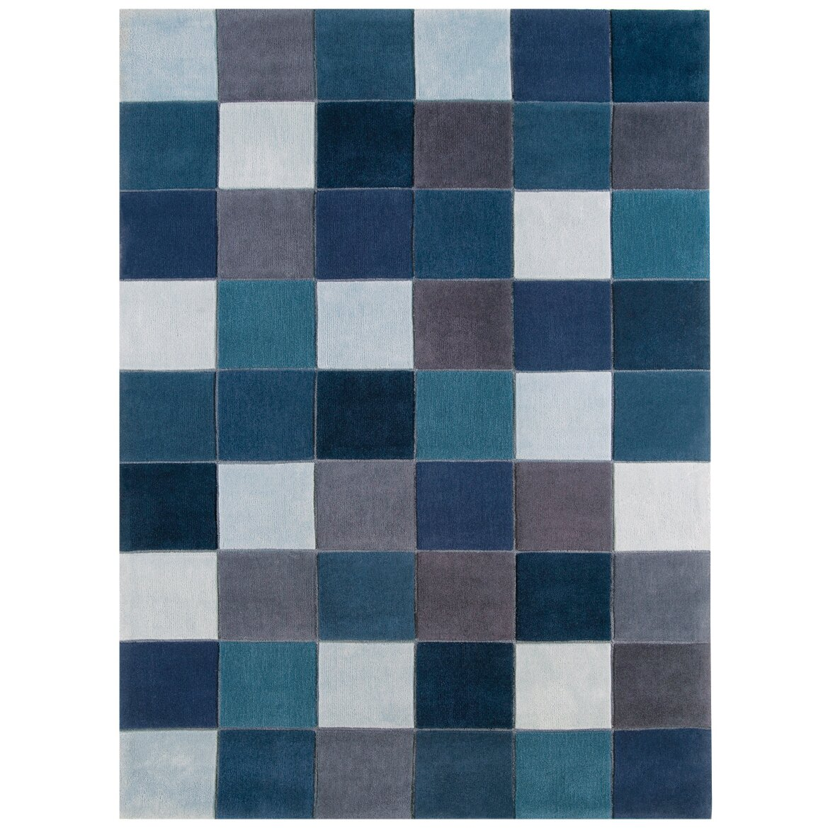 Asiatic Carpets Ltd Eden HandTufted Blue Area Rug