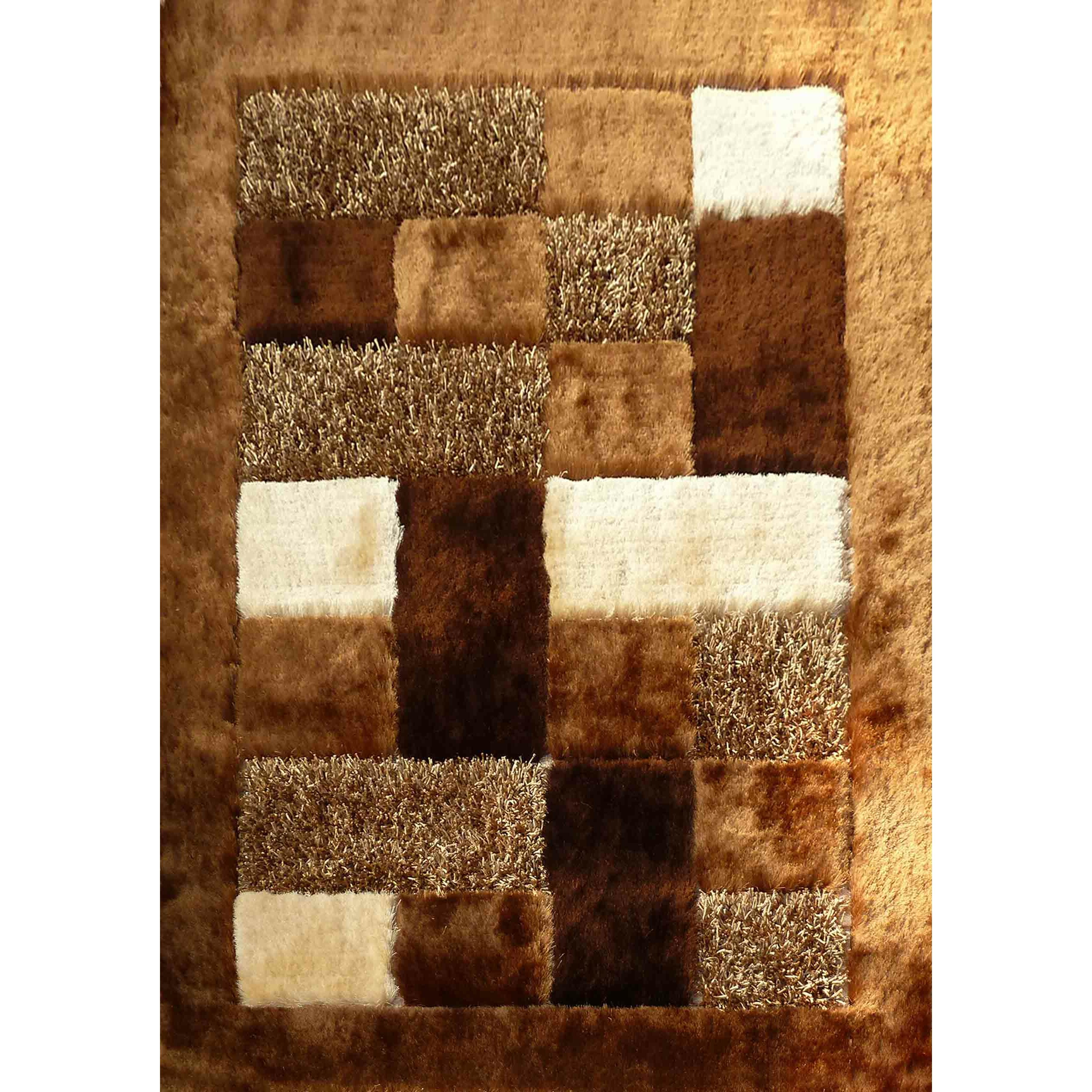 Rug Factory Plus Hand Tufted Brown Area amp Reviews