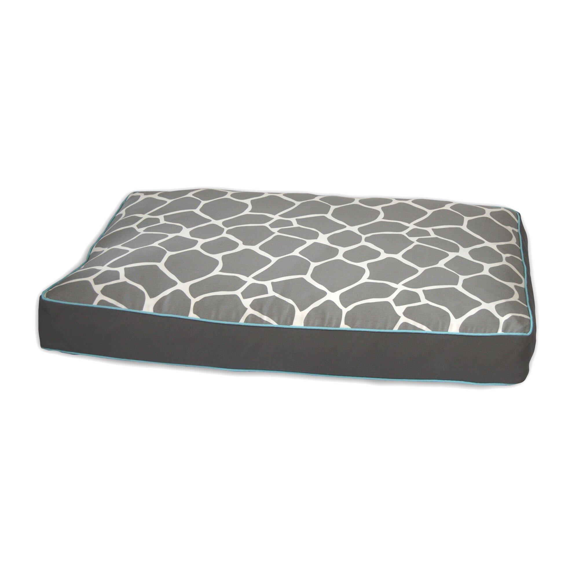 EZ Living Home Giraffe Memory Foam Topper Pet Bed Reviews Wayfair