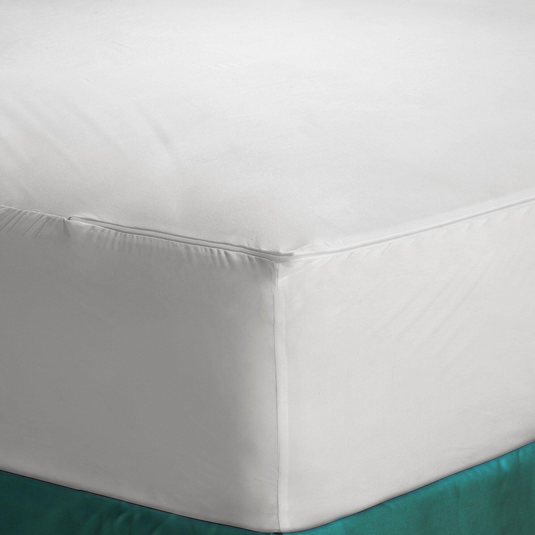 Allerease Allergy Zippered Waterproof Mattress Protector