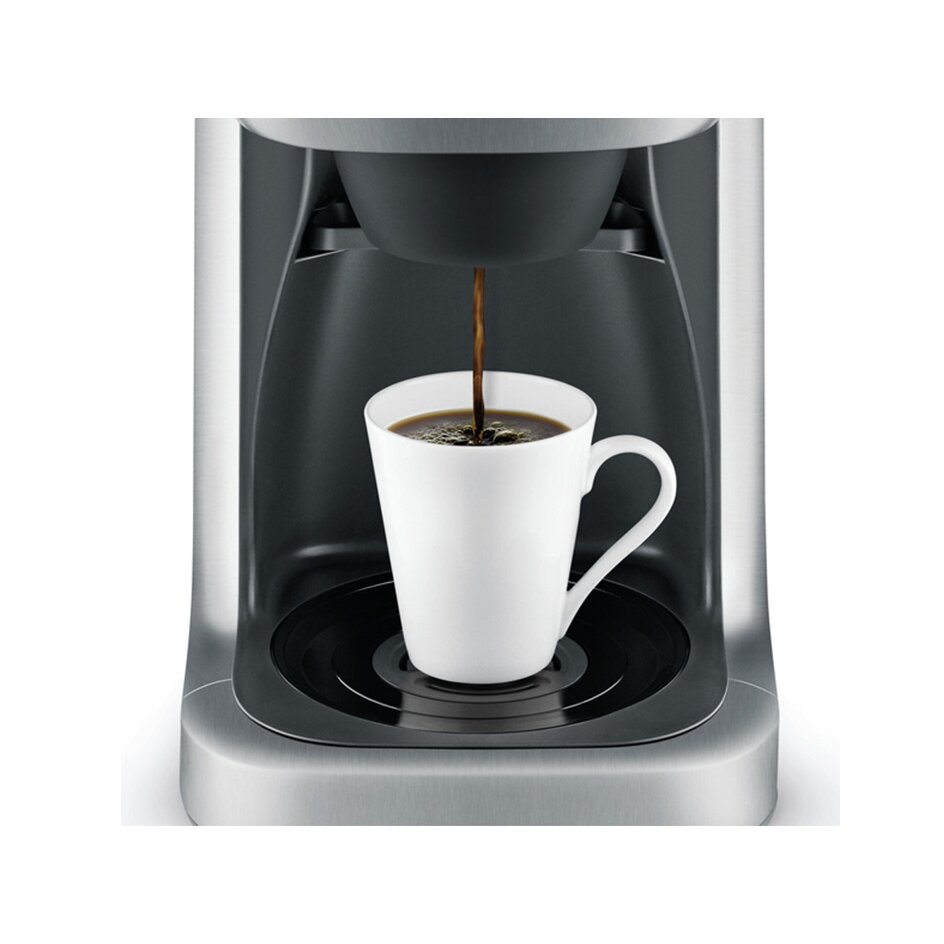 Breville Coffee Maker The Grind Control : Breville The Grind Control Coffee Maker & Reviews Wayfair