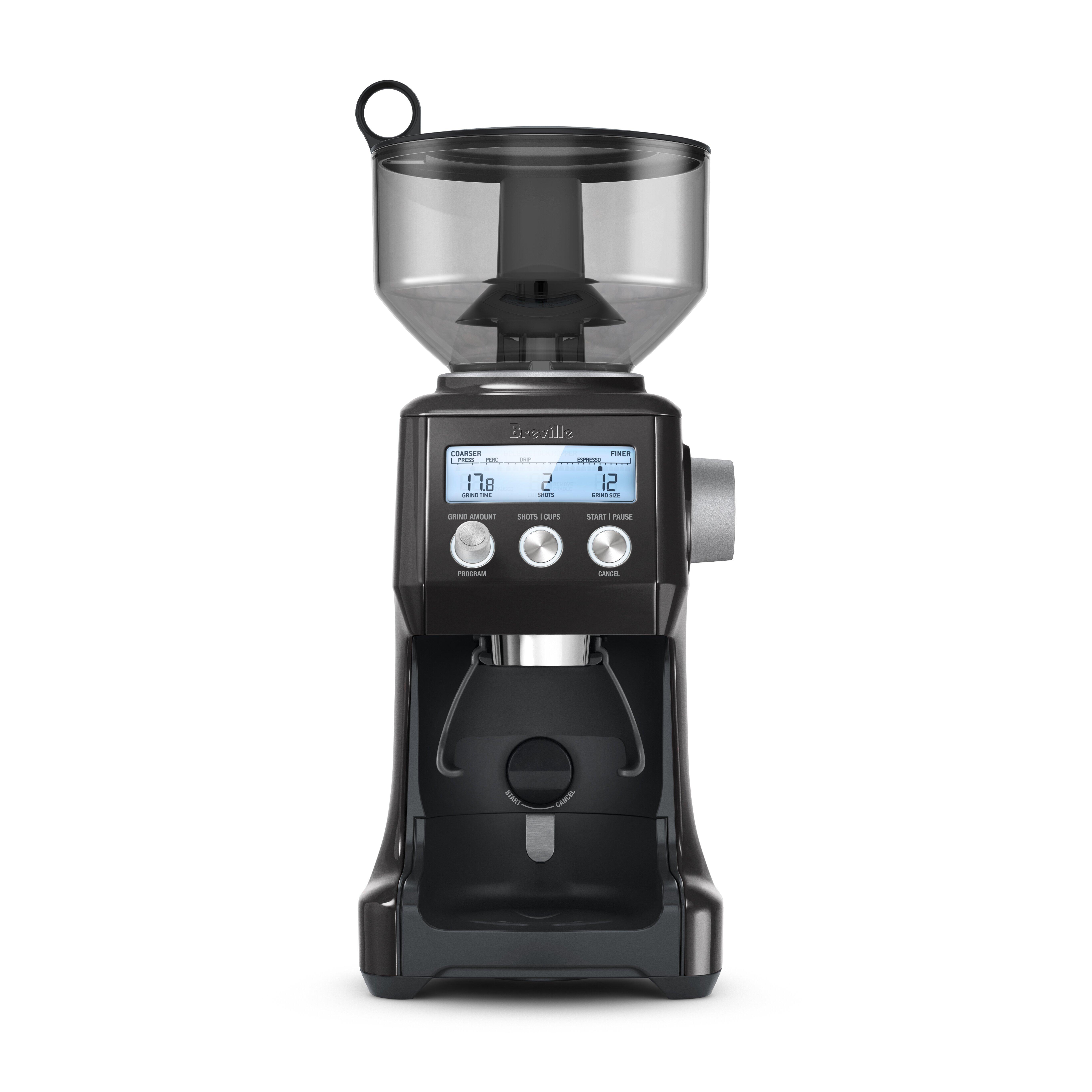 Breville Smart Grinder Pro Coffee Grinder Review | The ...