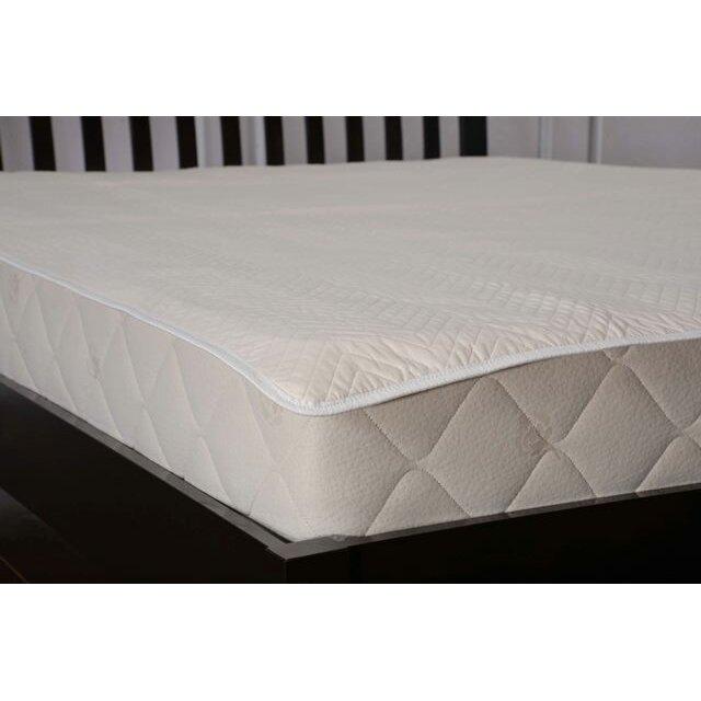 Bio Sleep Concept Washable Quilted Cotton Mattress Pad