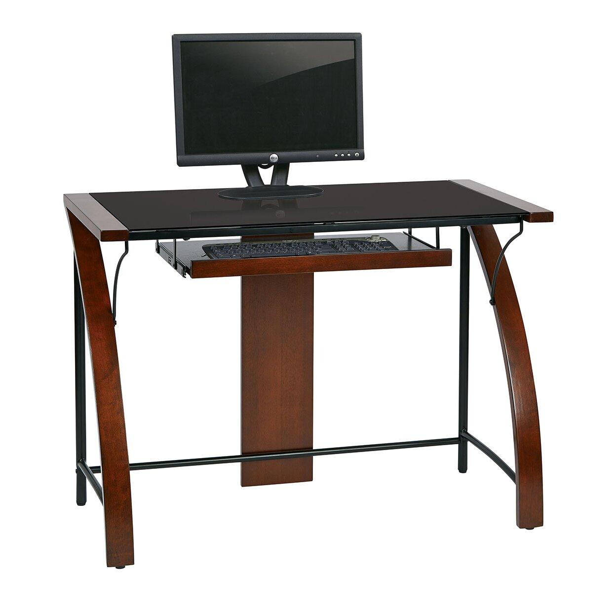 osp designs emette computer desk reviews wayfair
