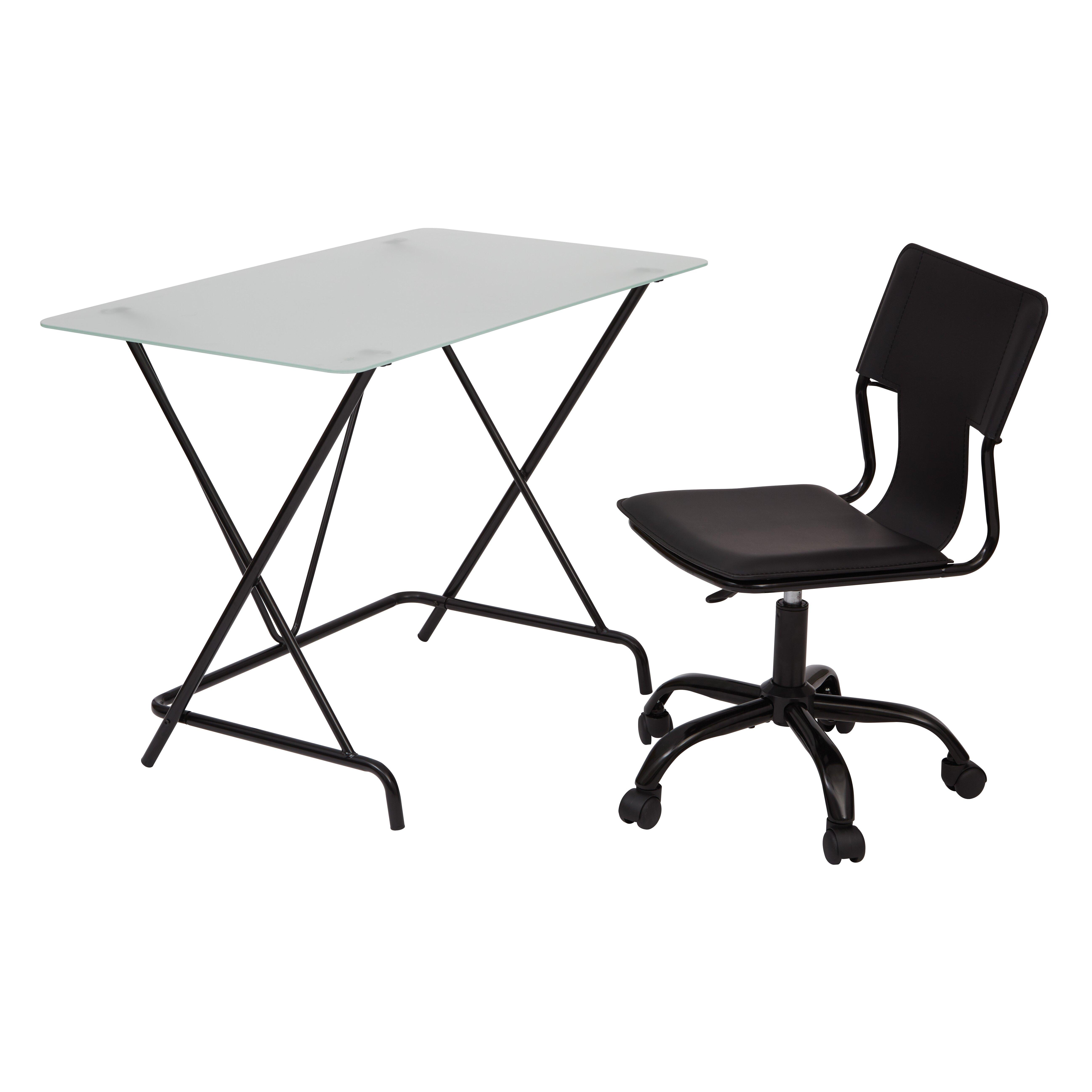 Osp Designs Writing Desk With Chair Set Wayfair
