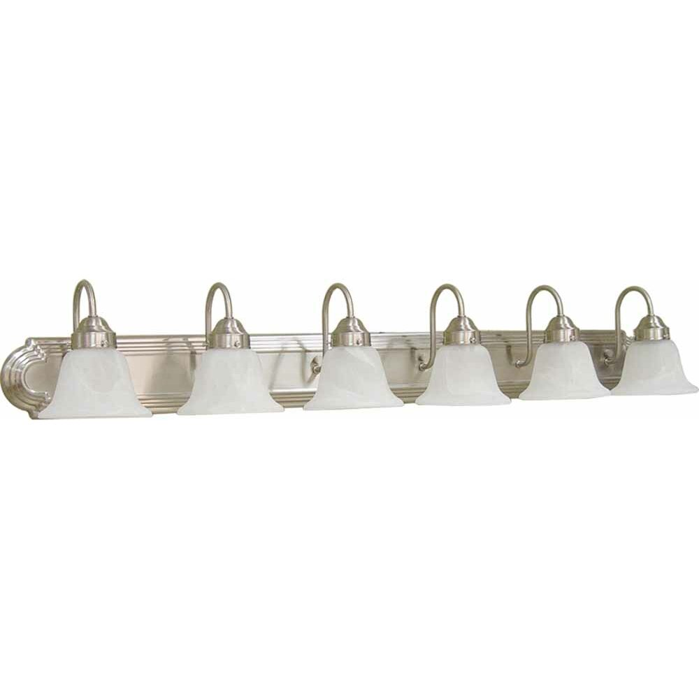 Volume Lighting Marti 6 Light Vanity Light Reviews Wayfair