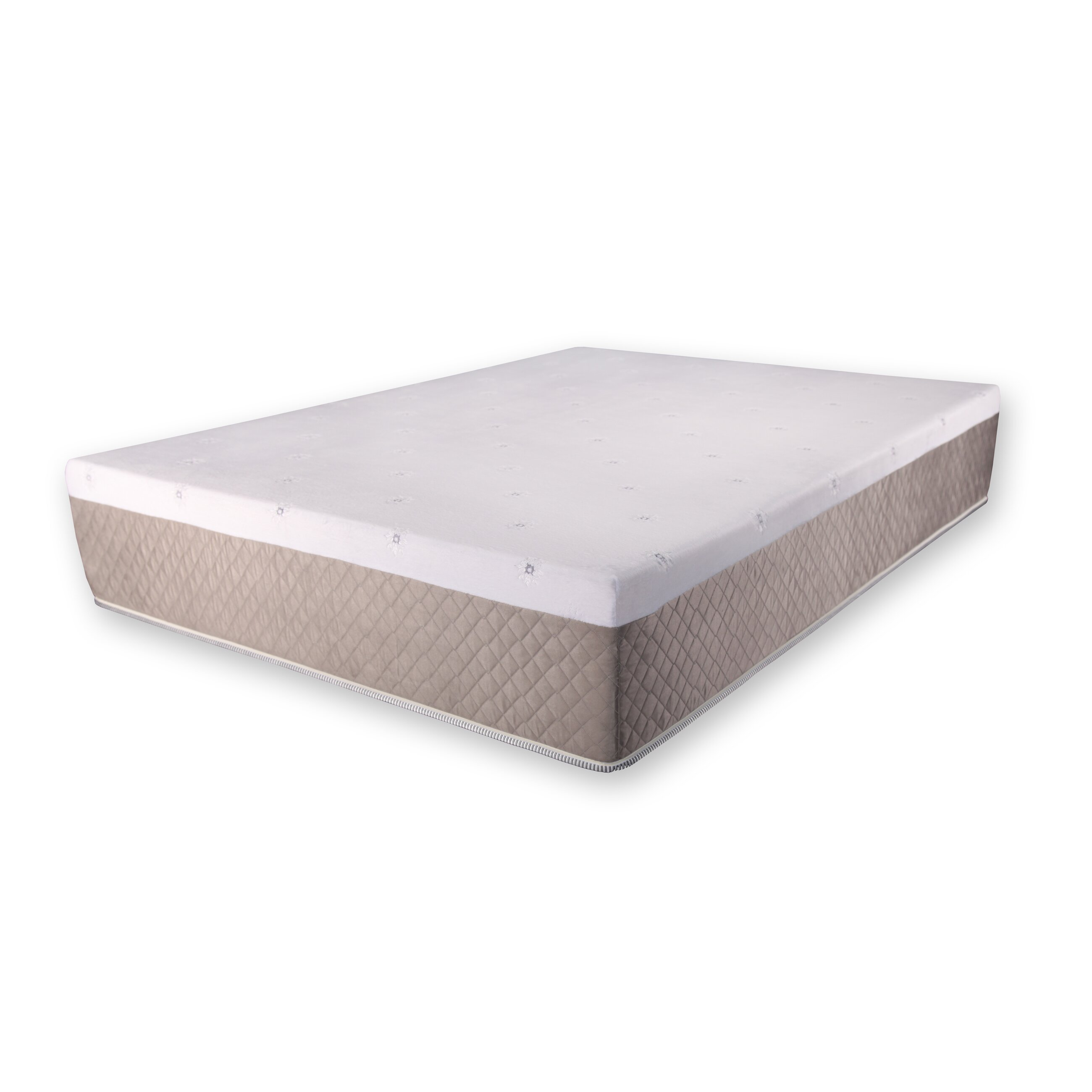 Dreamfoam Brooklyn Bedding Brooklyn Bedding Ultimate Dreams 13quot Gel Memory Foam