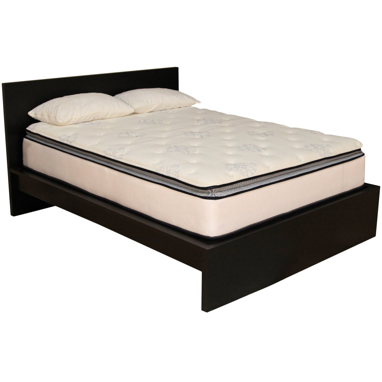 Brooklyn bedding ultimate dreams 12quot firm mattress for Brooklyn bedding store