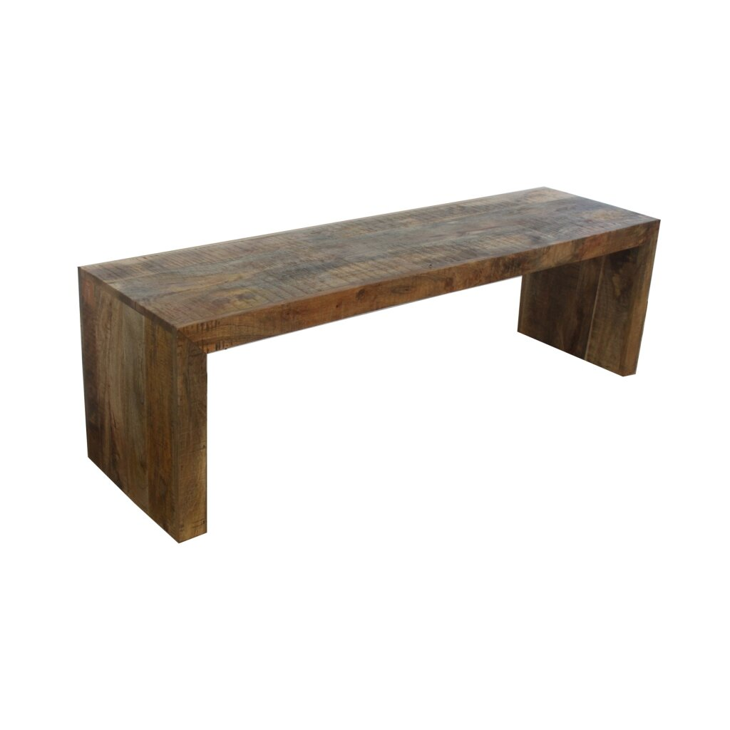 Timbergirl Emmerson Wood Kitchen Bench & Reviews