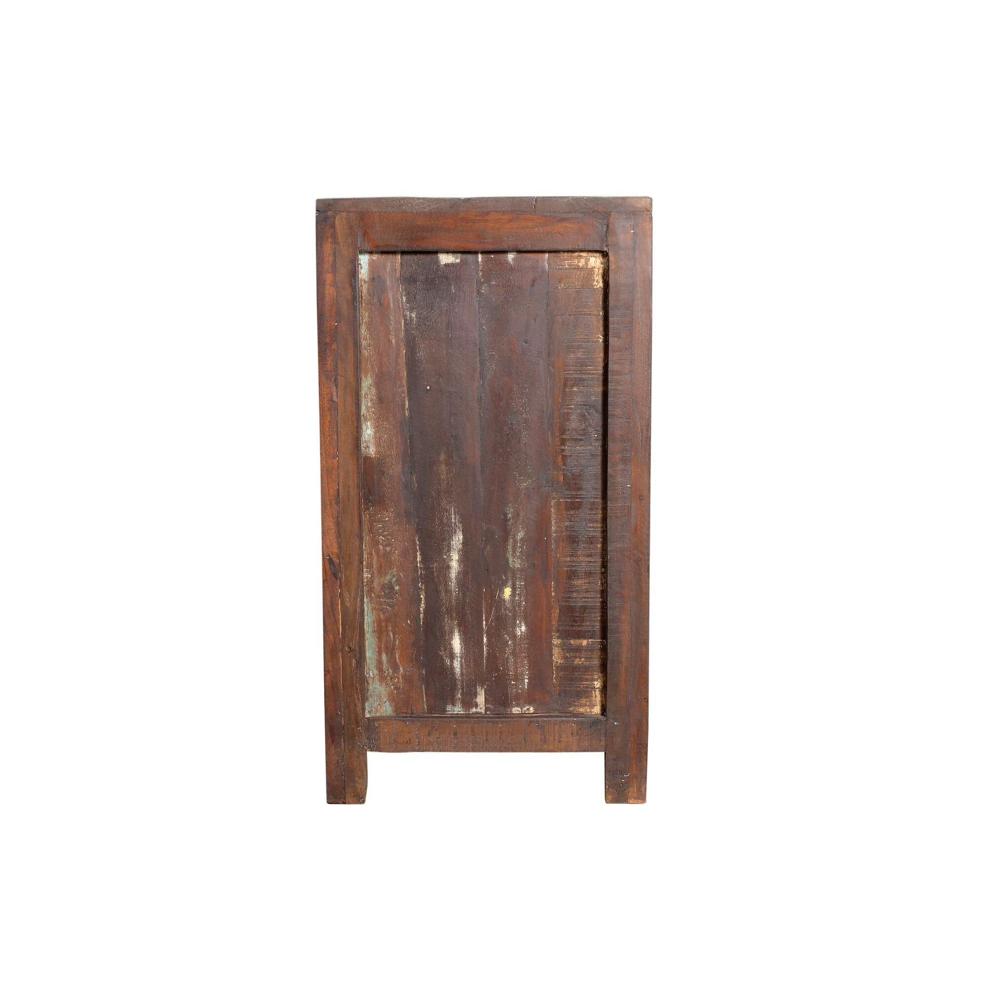 Timbergirl Reclaimed Wood 2 Door 2 Drawer Sideboard