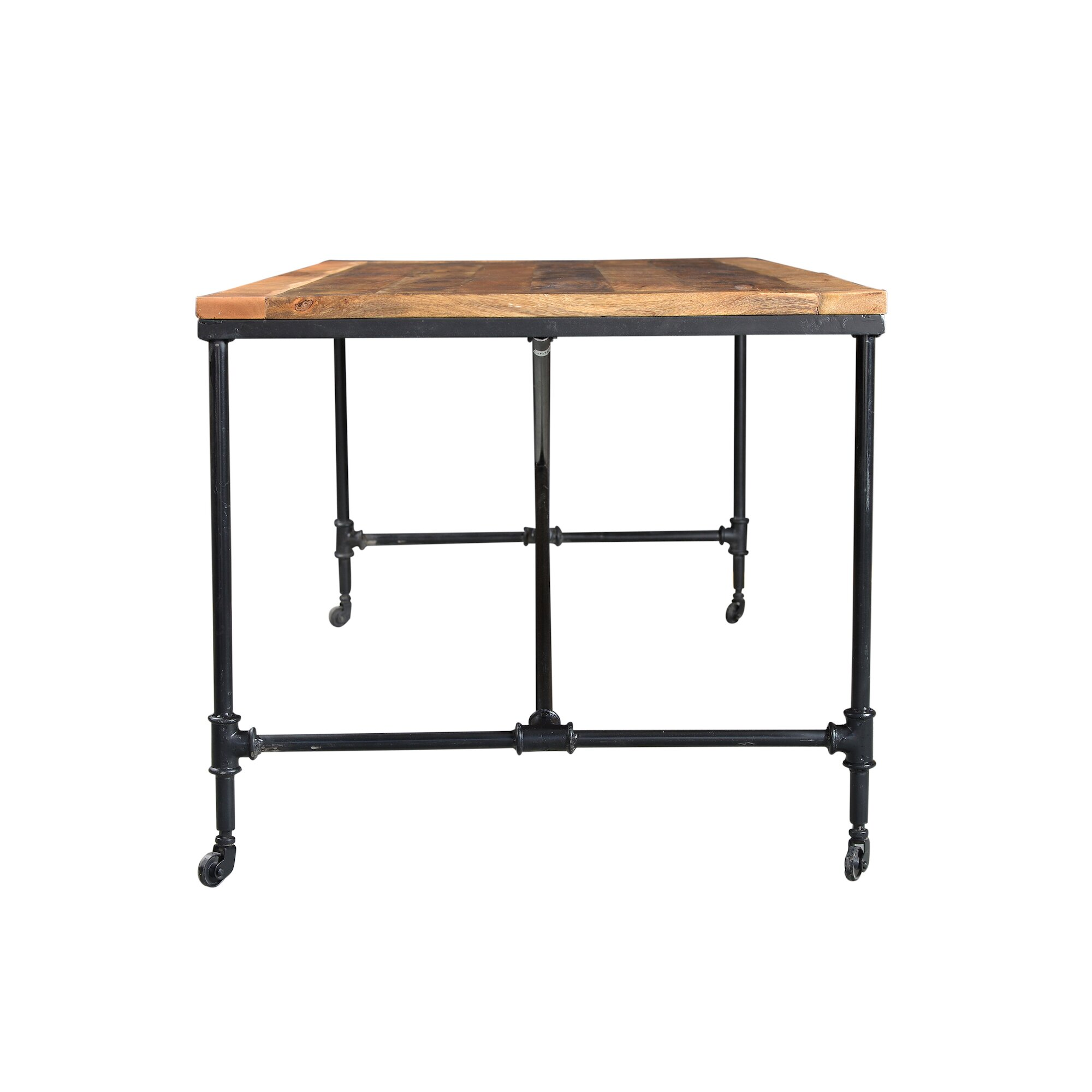 Timbergirl dining table reviews wayfair for Wayfair dining table