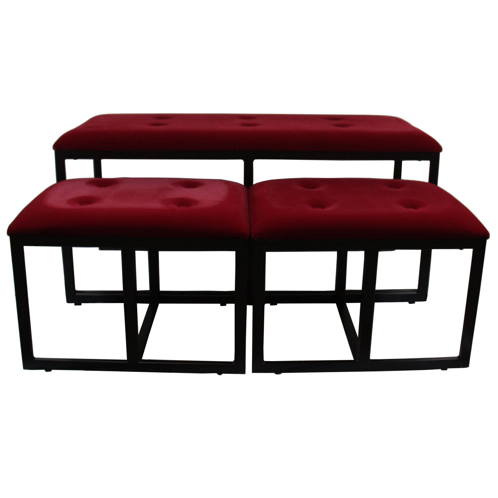 Furniture Accent Furniture Upholstered Benches ORE Furniture SKU