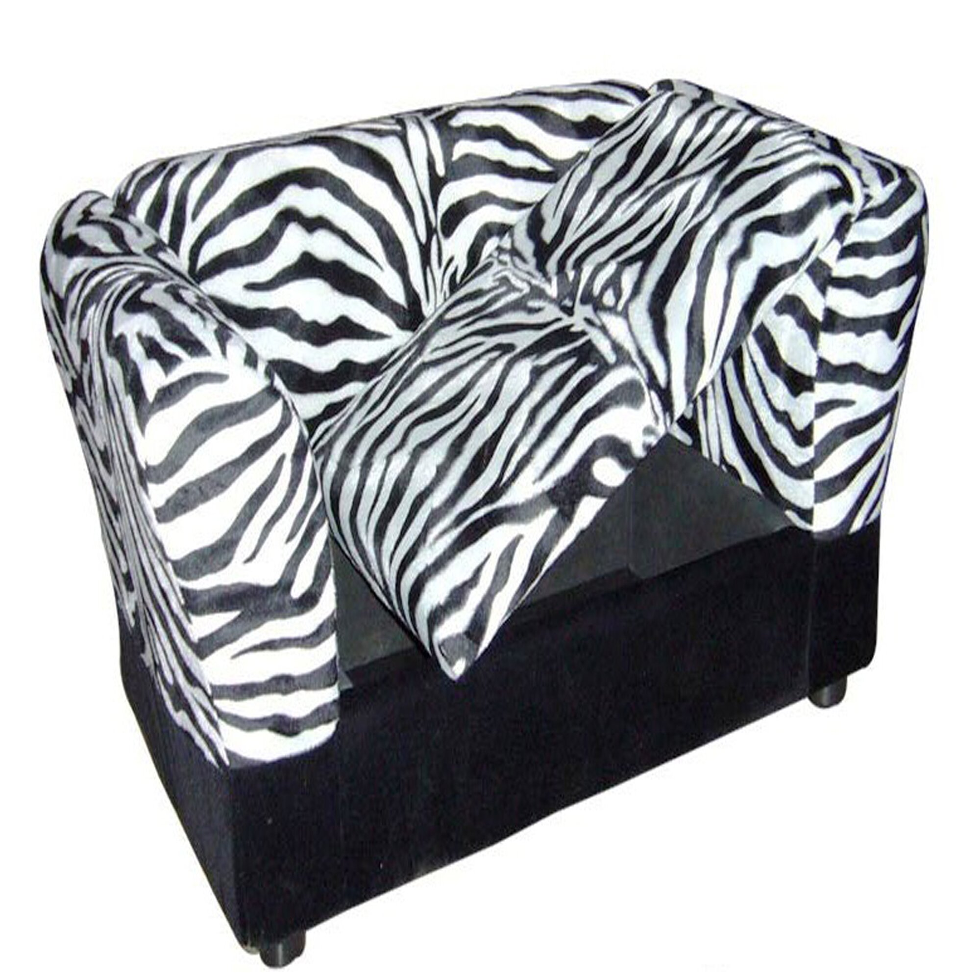 ore furniture zebra storage dog sofa bed wayfair