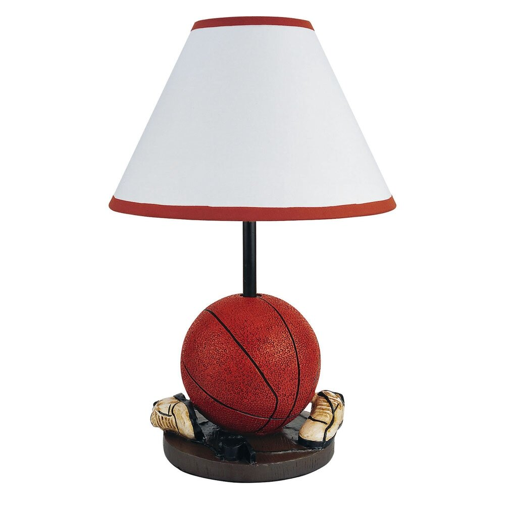 Ore Furniture Basketball 9 Table Lamp Reviews Wayfair