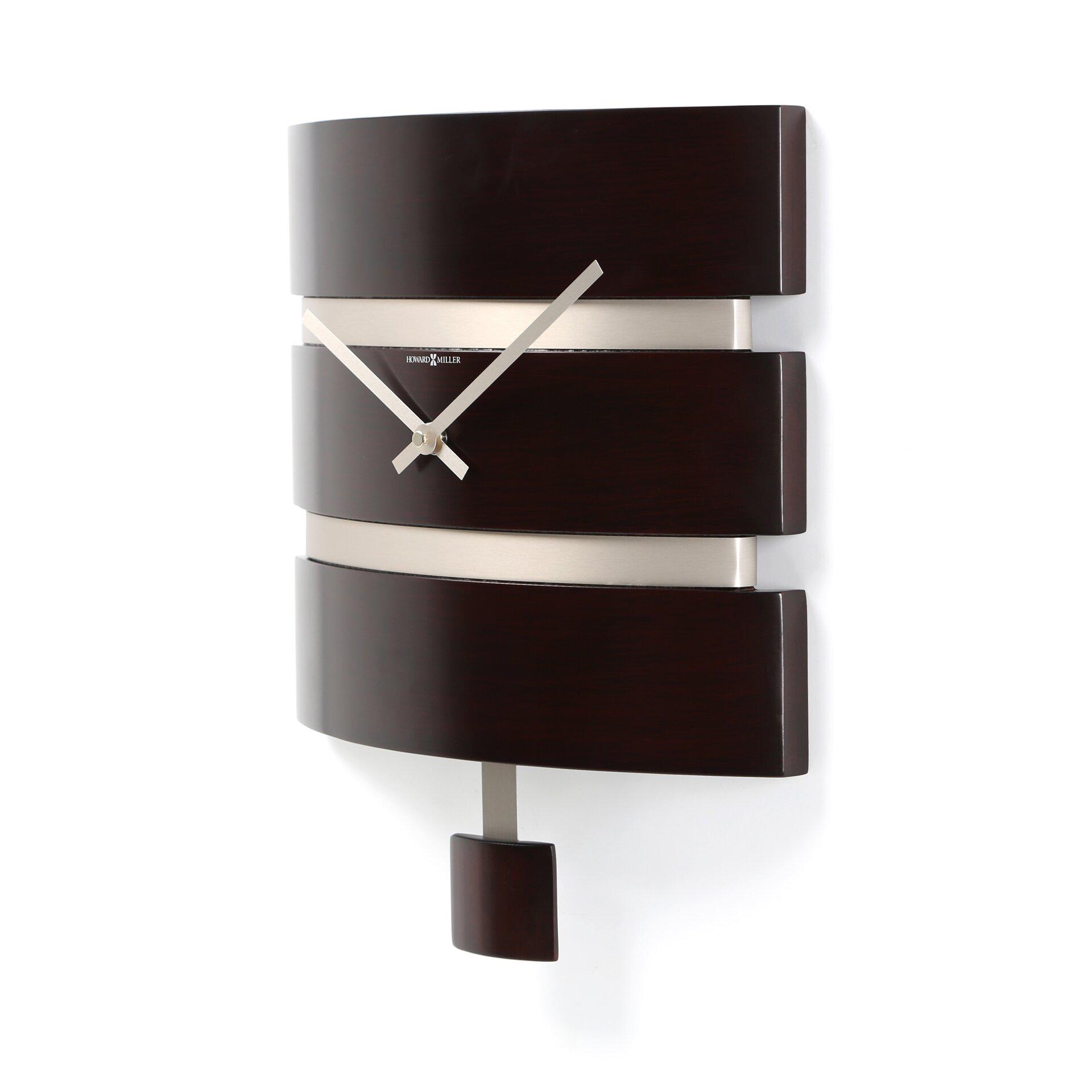 howard miller morrison wall clock u0026 reviews wayfair - Howard Miller Wall Clock